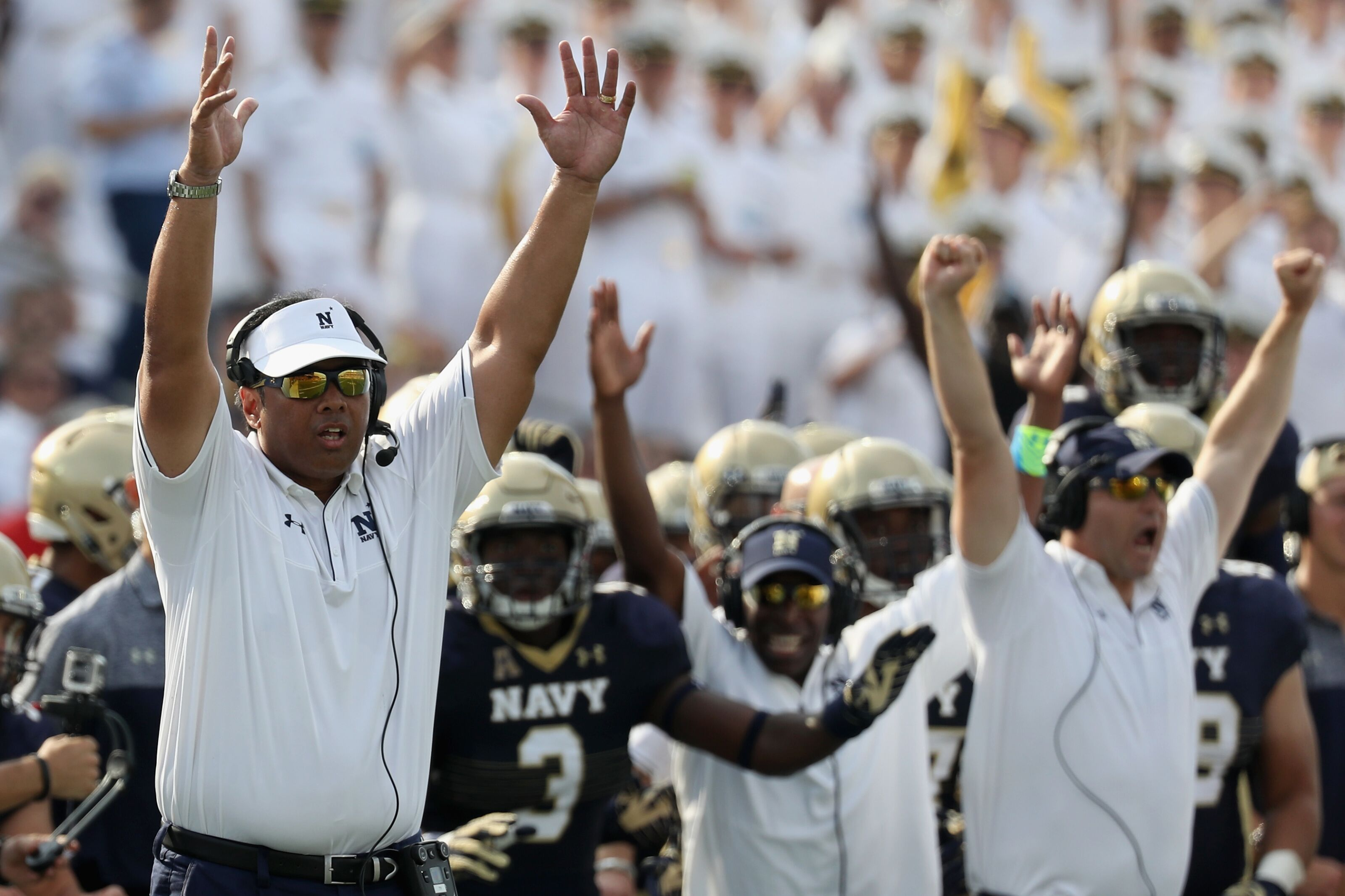 Know Your Notre Dame Football Enemy: Navy
