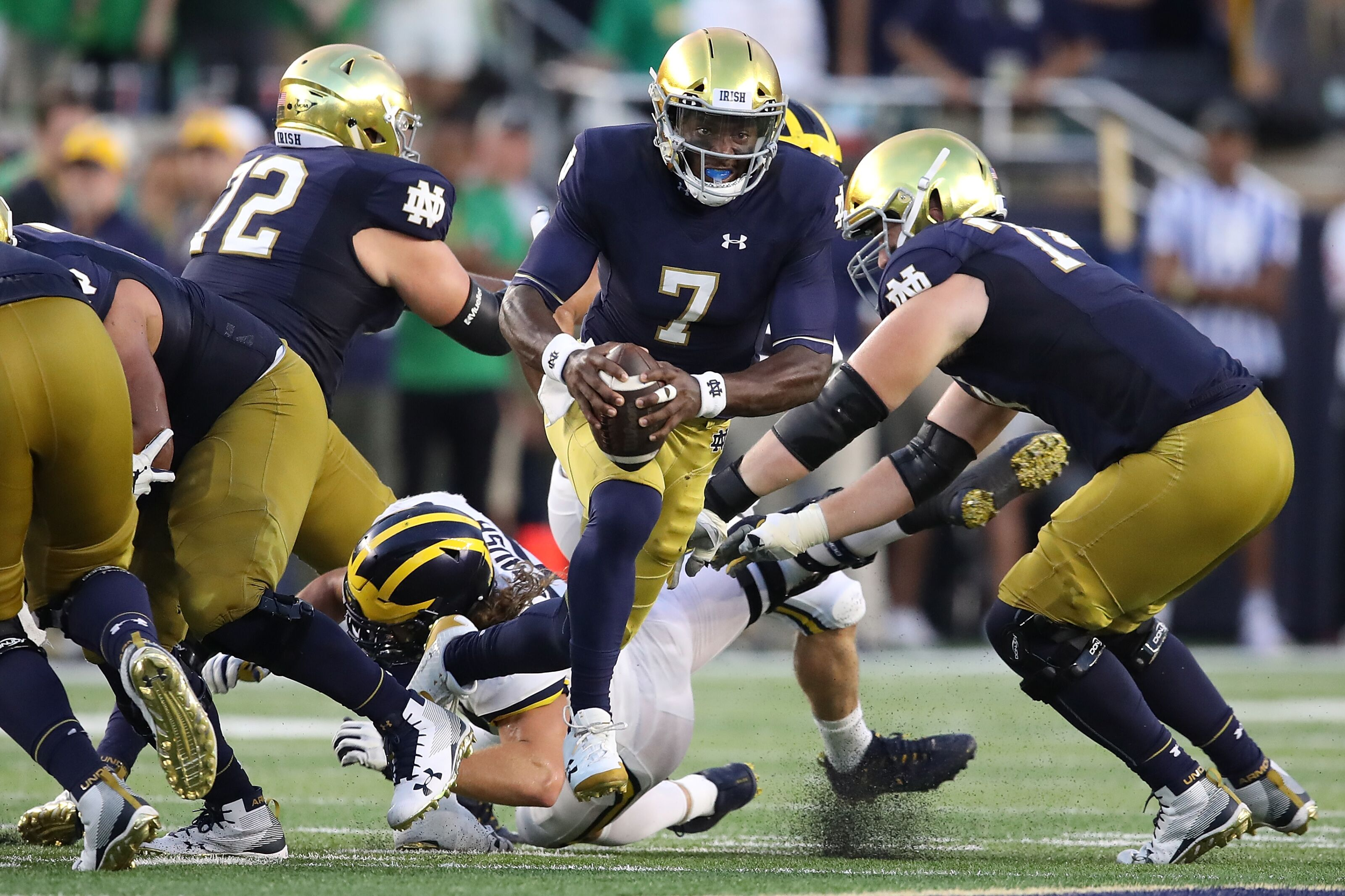 d6fecb97834 Notre Dame Football: 3 Bold Predictions vs. Ball State