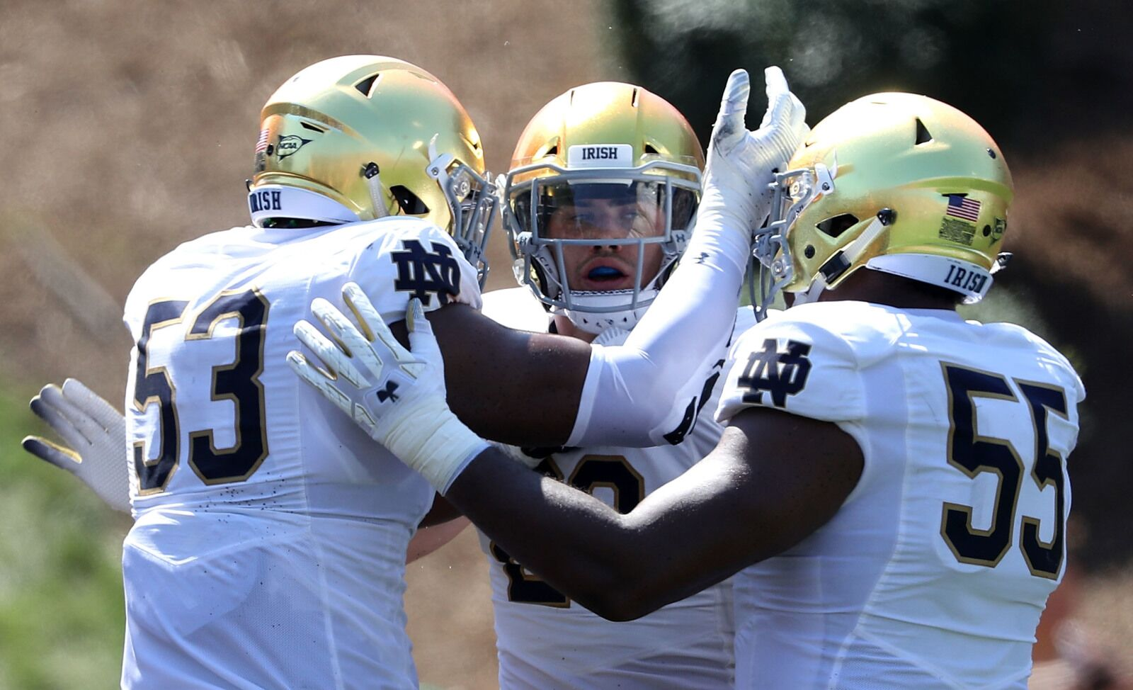 99b1d912683 Notre Dame Football: Staff Predictions vs. Virginia Tech