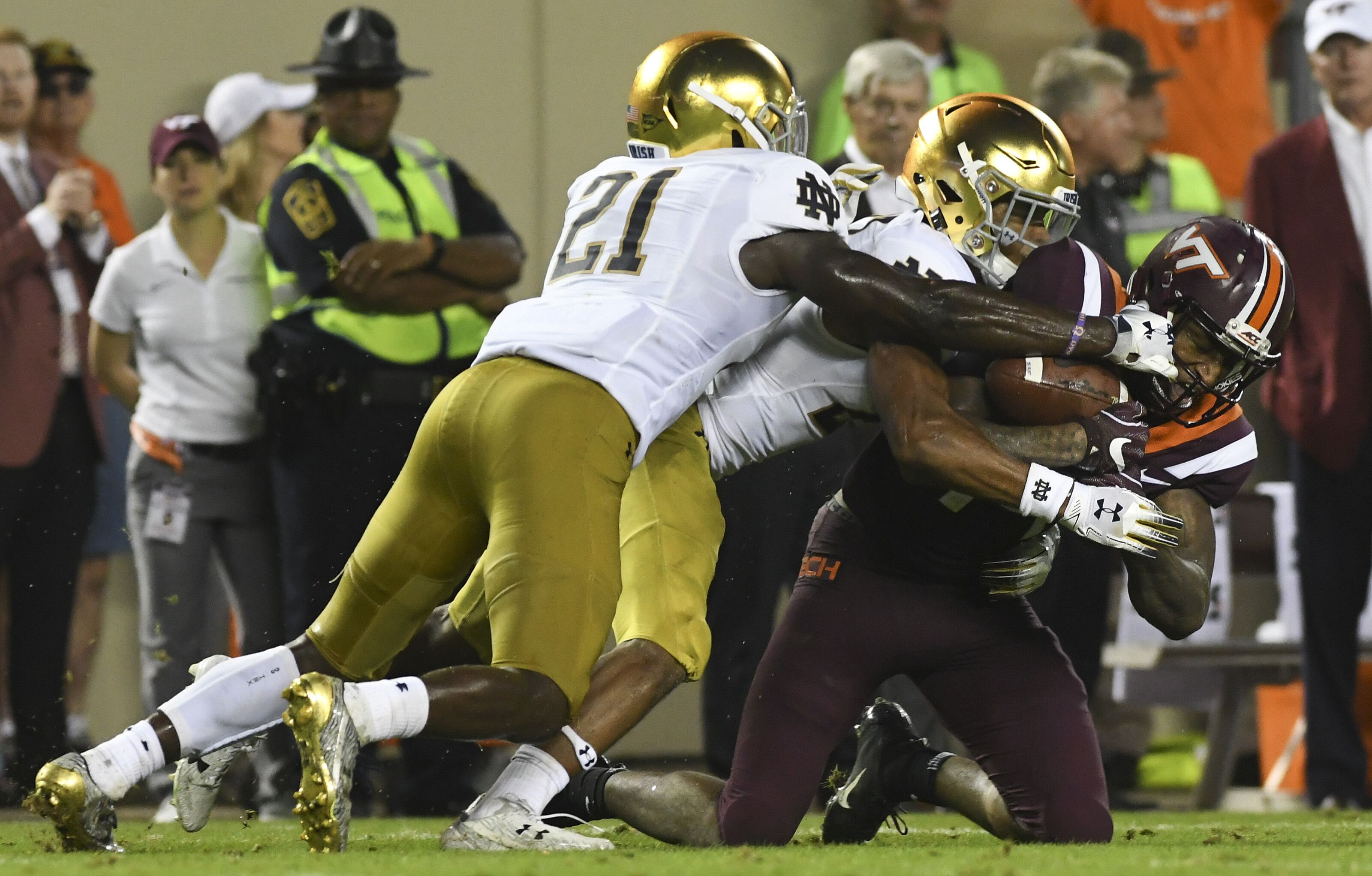 Notre Dame Football: What is the biggest potential trap game in 2019?