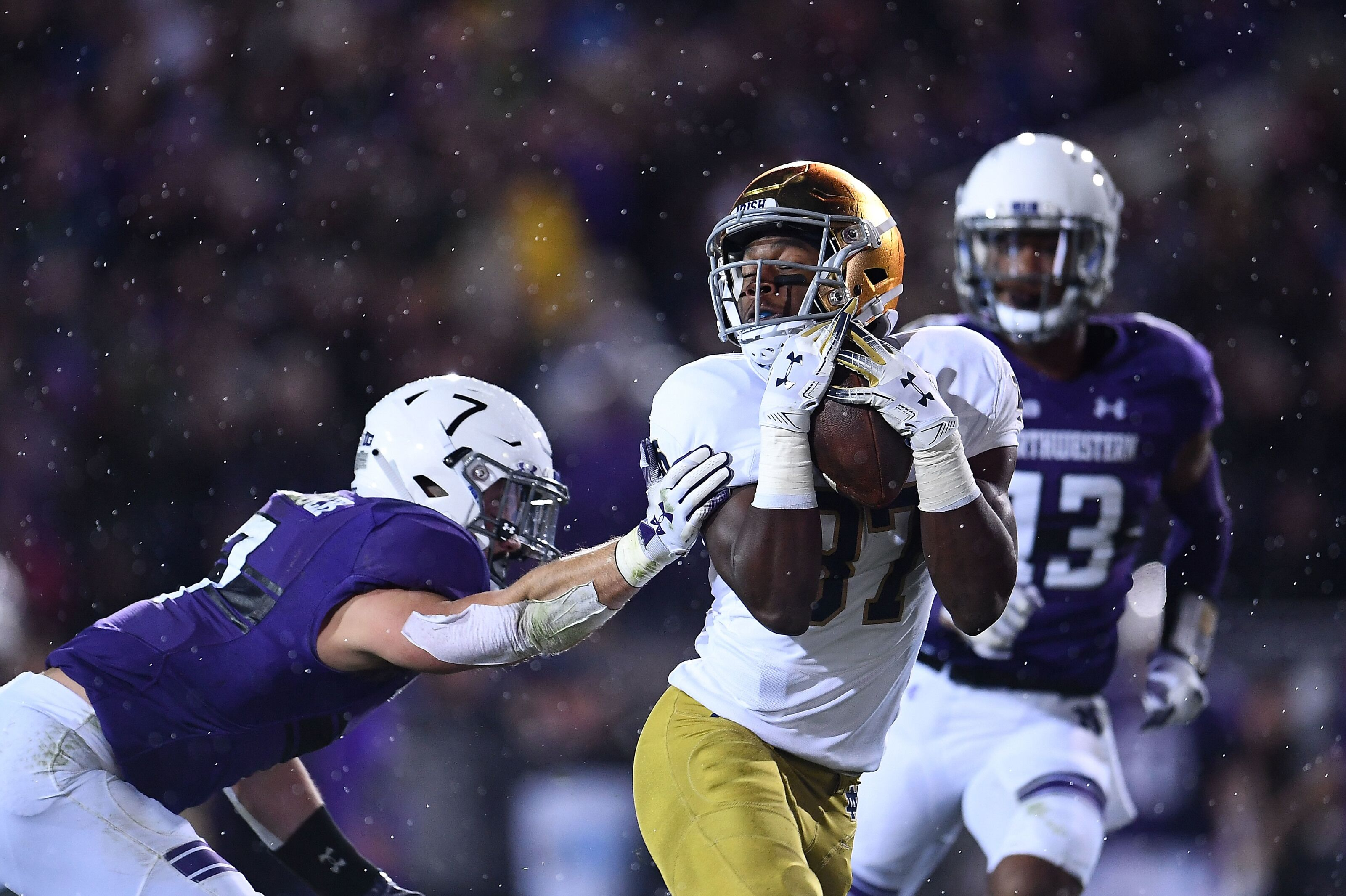 Notre Dame Football: Breakout Candidates at Offensive Skill Positions