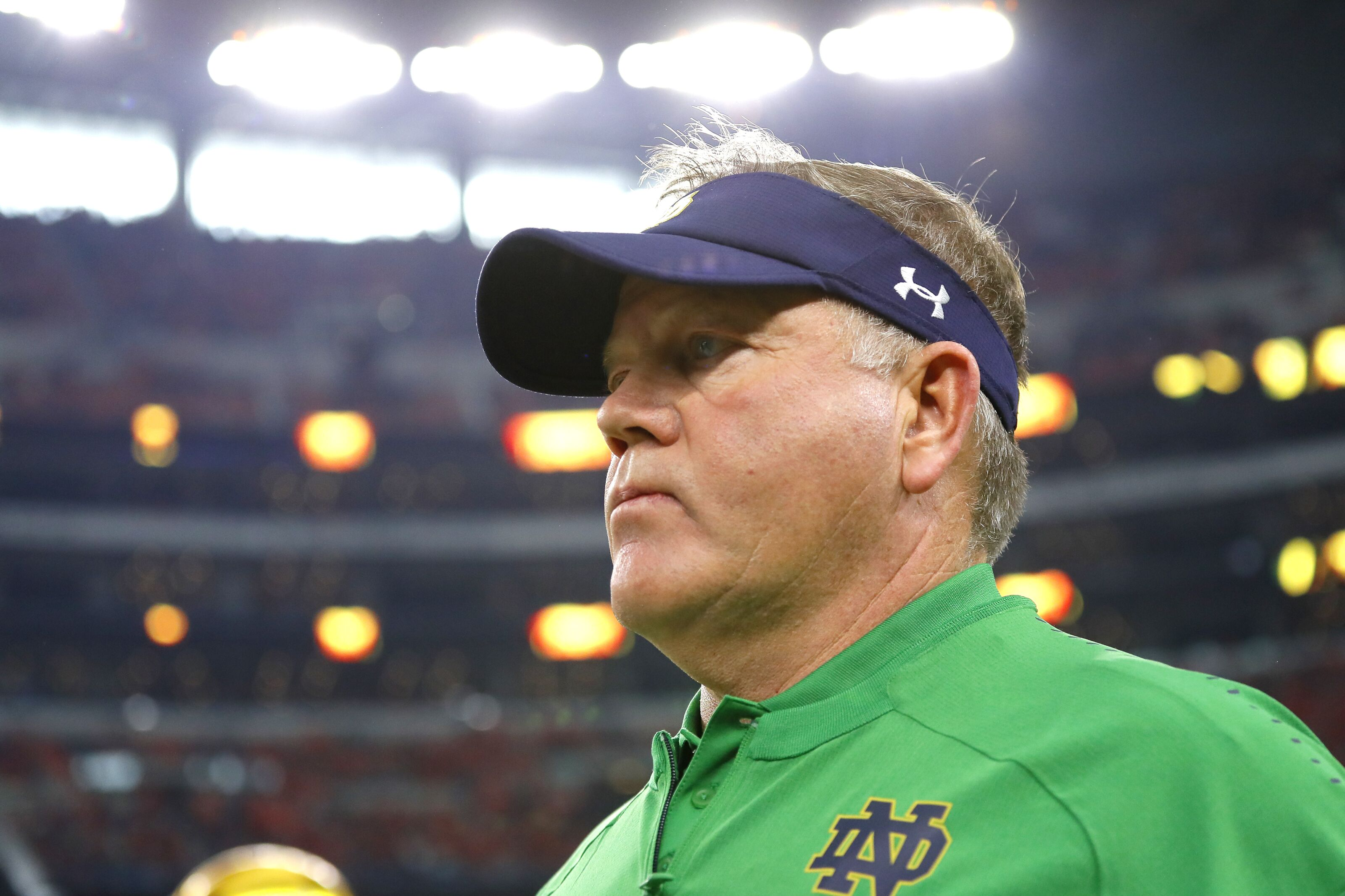 Notre Dame Football No. 6 in ESPN Future Power Rankings