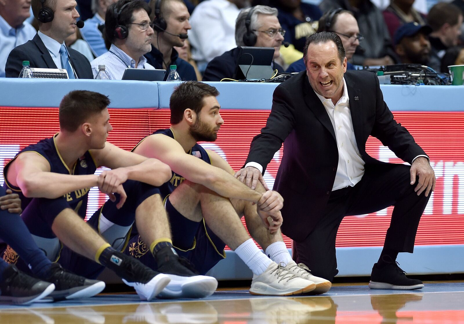 Notre Dame Basketball: Irish Hope to Take Advantage of Reeling Wolfpack