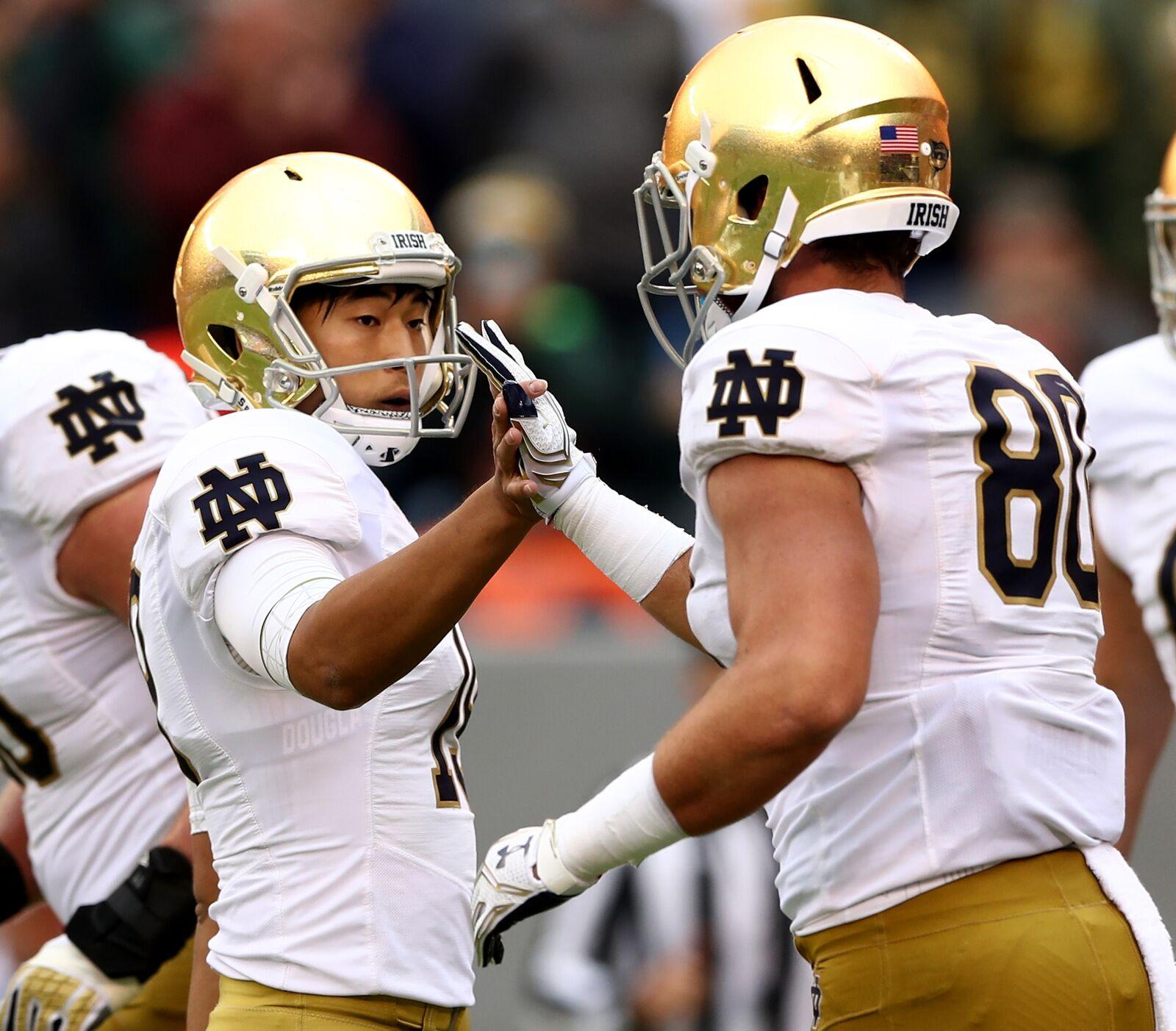 Notre Dame Draft Watch: Justin Yoon to the Bears makes sense