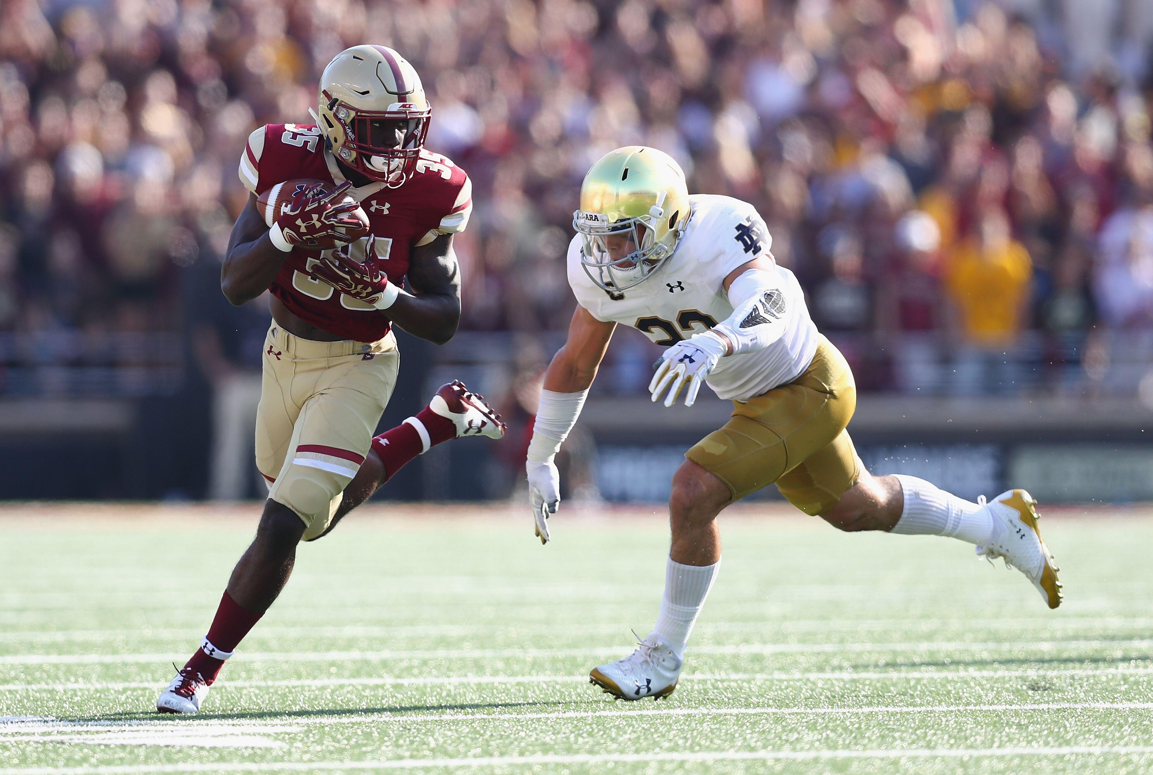 Notre Dame Football Grades: Defense vs. Boston College