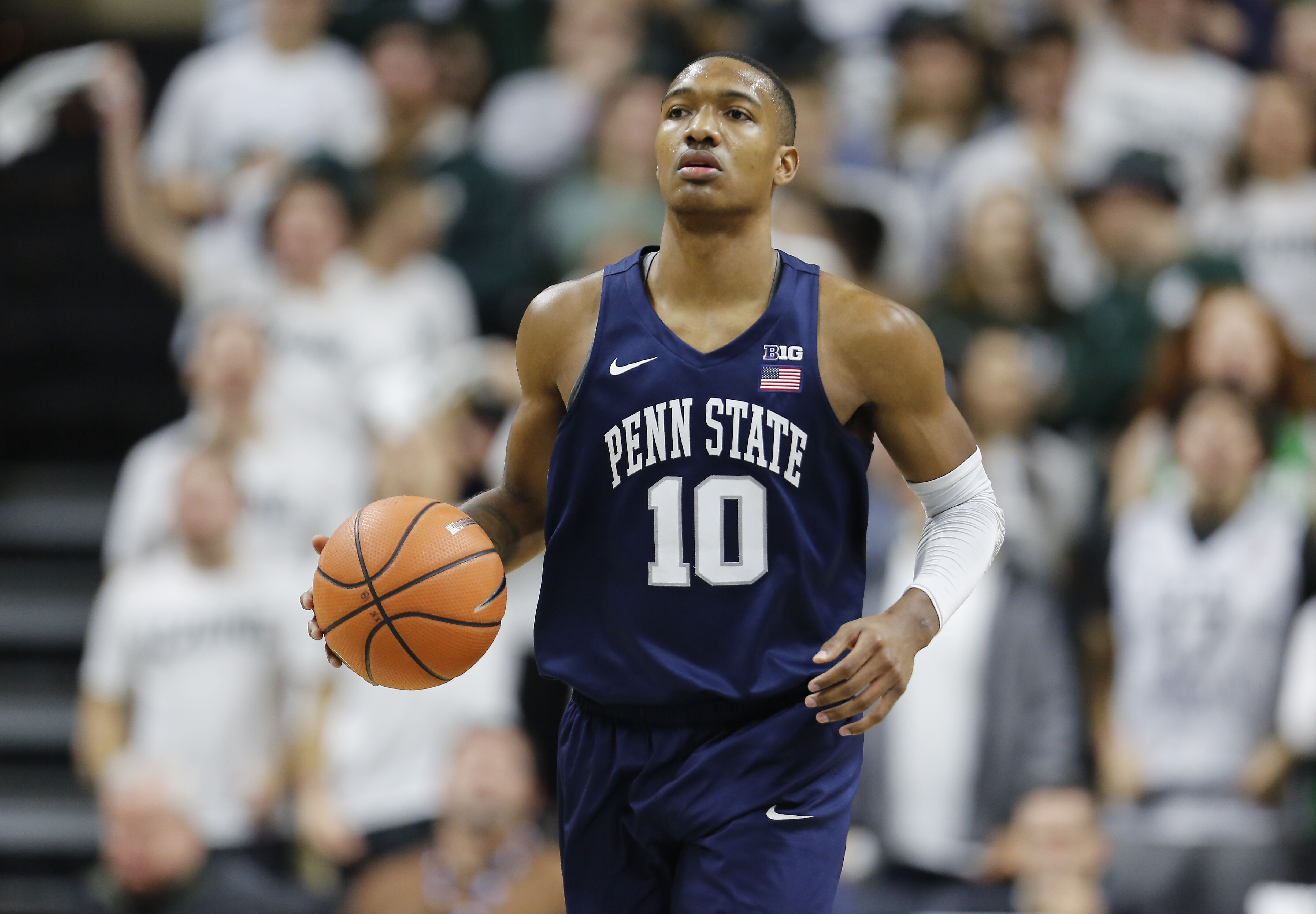 notre dame basketball: get to know penn state