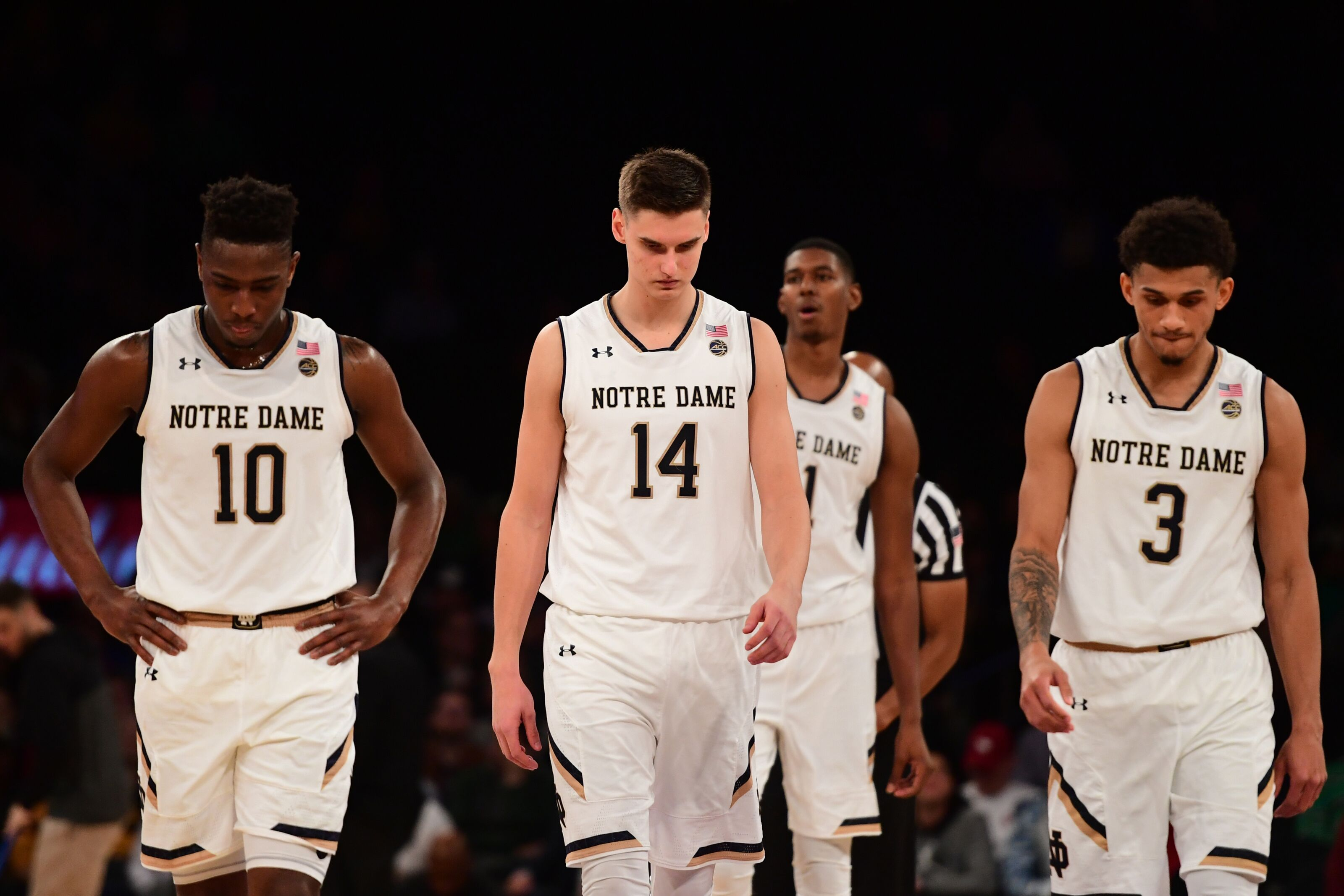 Notre Dame Basketball: Irish fall short vs. Ga. Tech