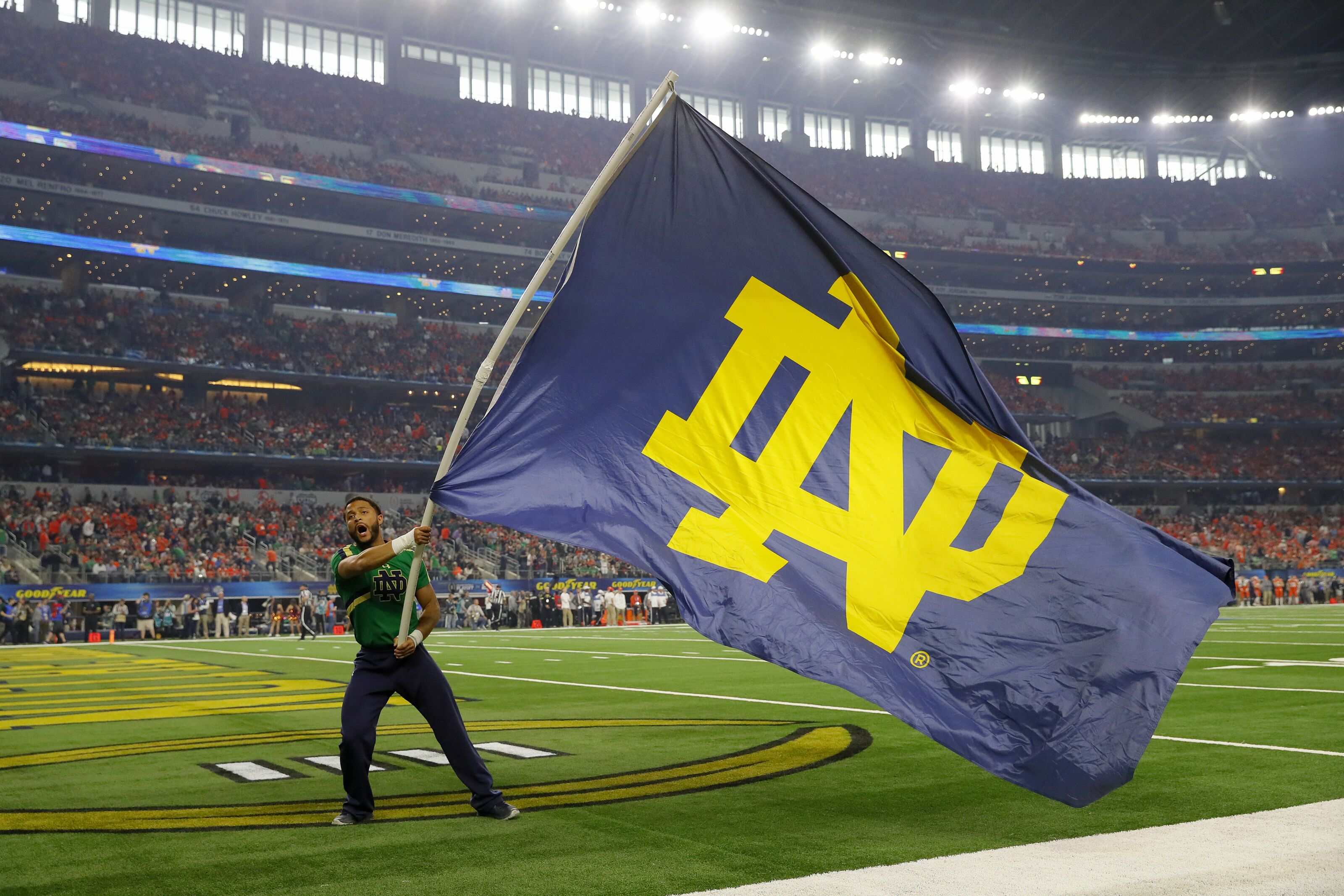 Notre Dame Football: What 2021 commitment Blake Fisher brings to the table