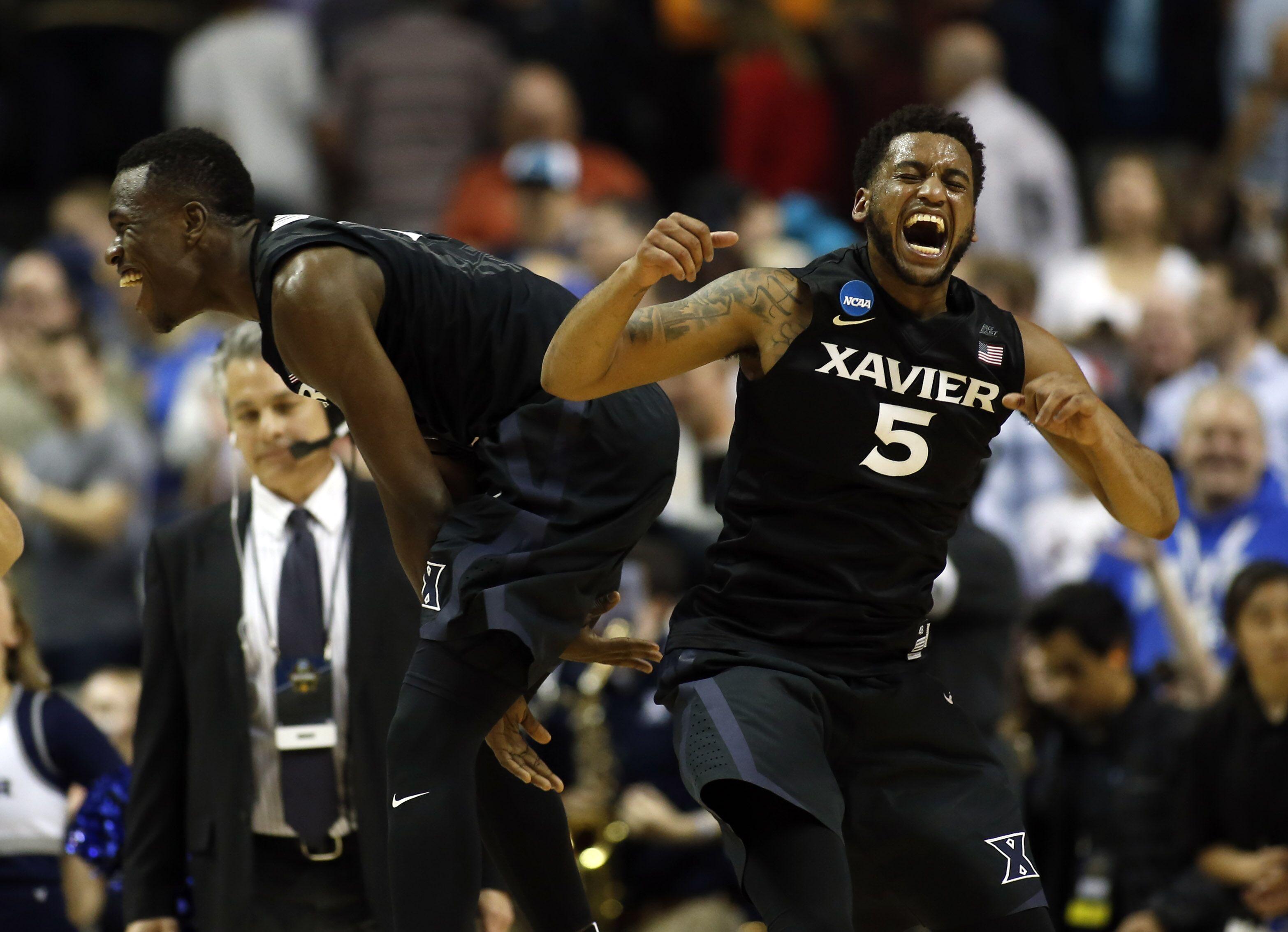 Men S Basketball 2017 Ncaa Tournament West Regional: 2017 NCAA Tournament: Notre Dame Fans Should Root For Xavier