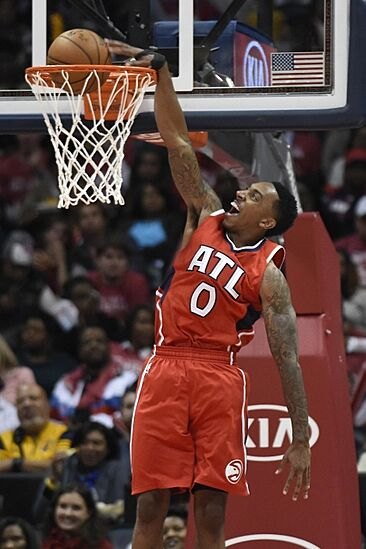Jeff Teague Leads Hawks To Win Over Pacers In Home Opener