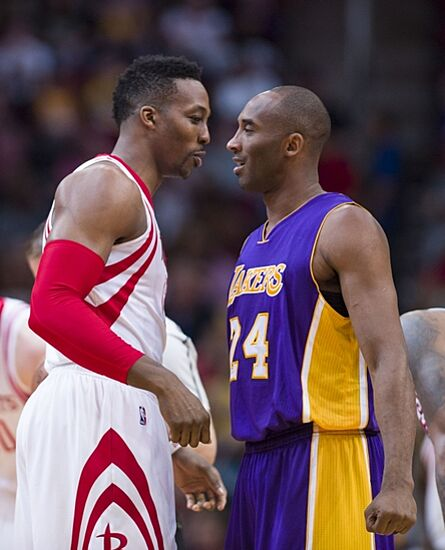 Houston Rockets X Lakers: Don't Call Dwight Howard Names Or Heckle Him
