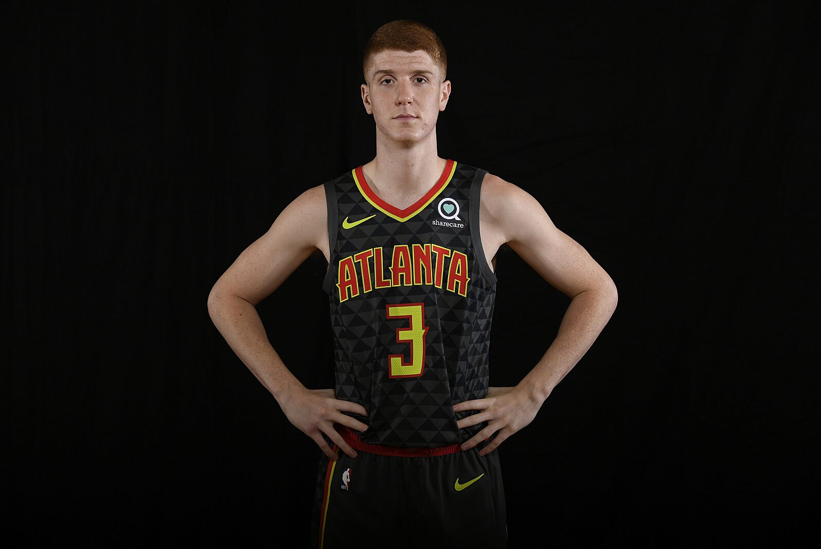 promo code 61122 8cdbd Atlanta Hawks 2018-19 Player Profile: Kevin Huerter