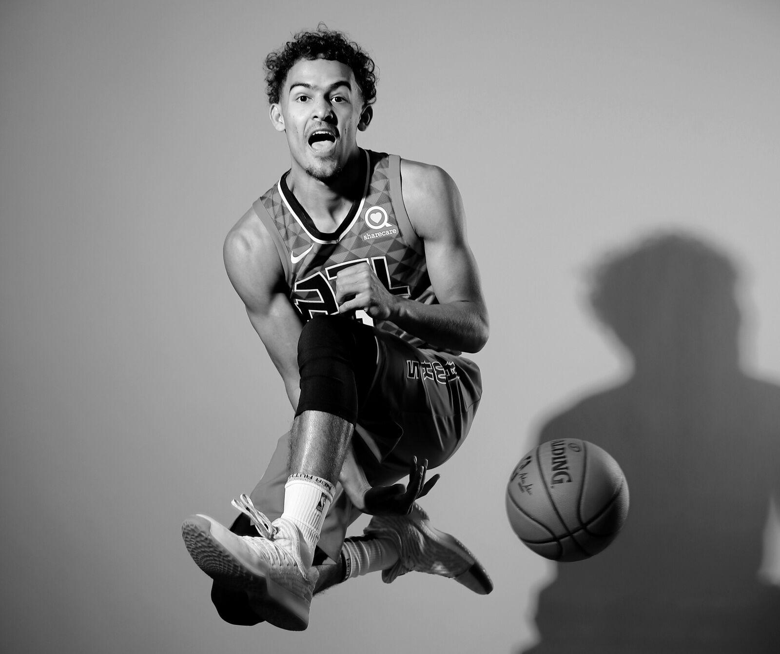 Atlanta Hawks: Trae Young's NBA 2K19 Rating Revealed