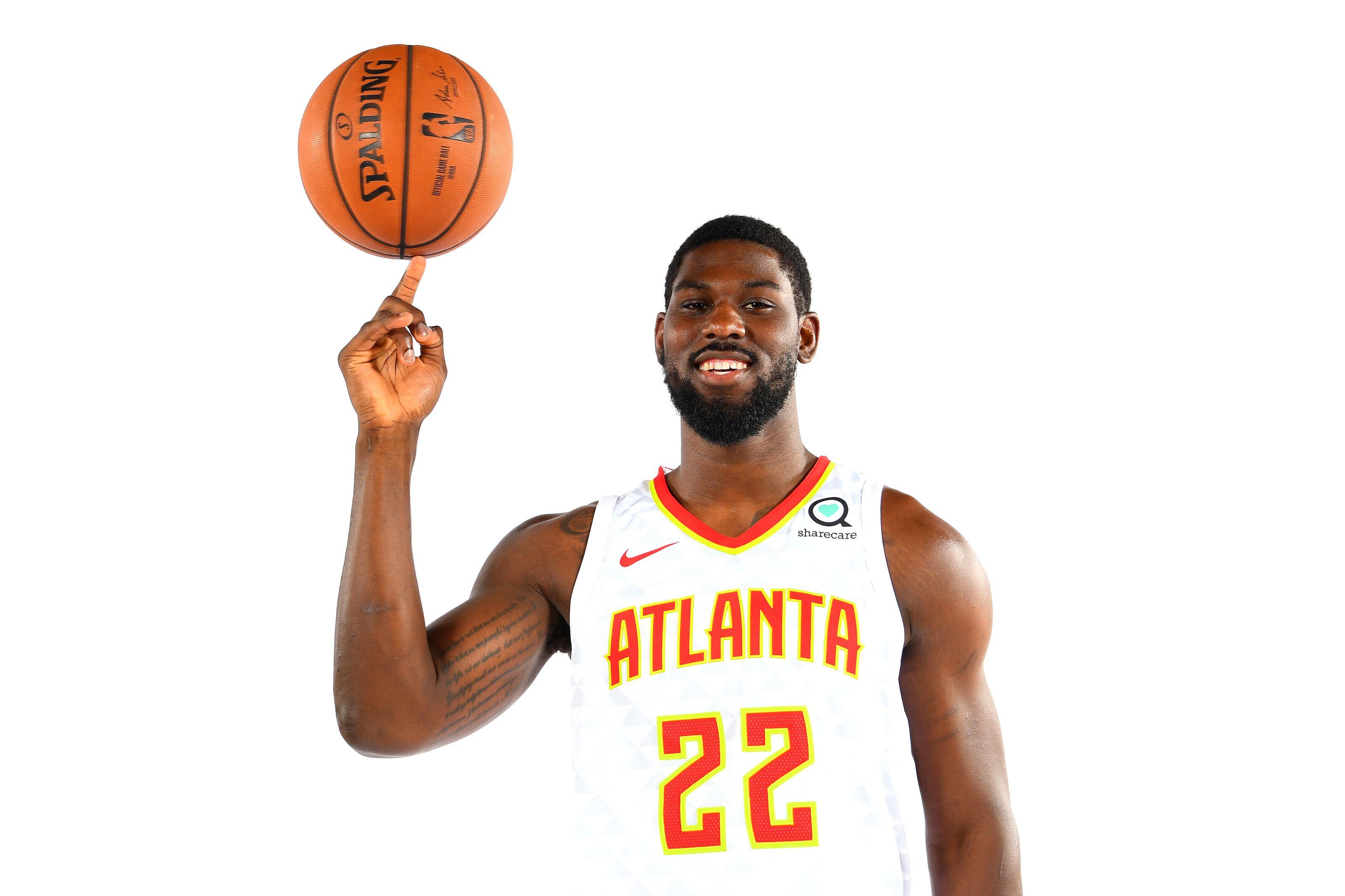 cheaper f9997 2cda6 Atlanta Hawks 2018-19 Player Profile: Alex Poythress