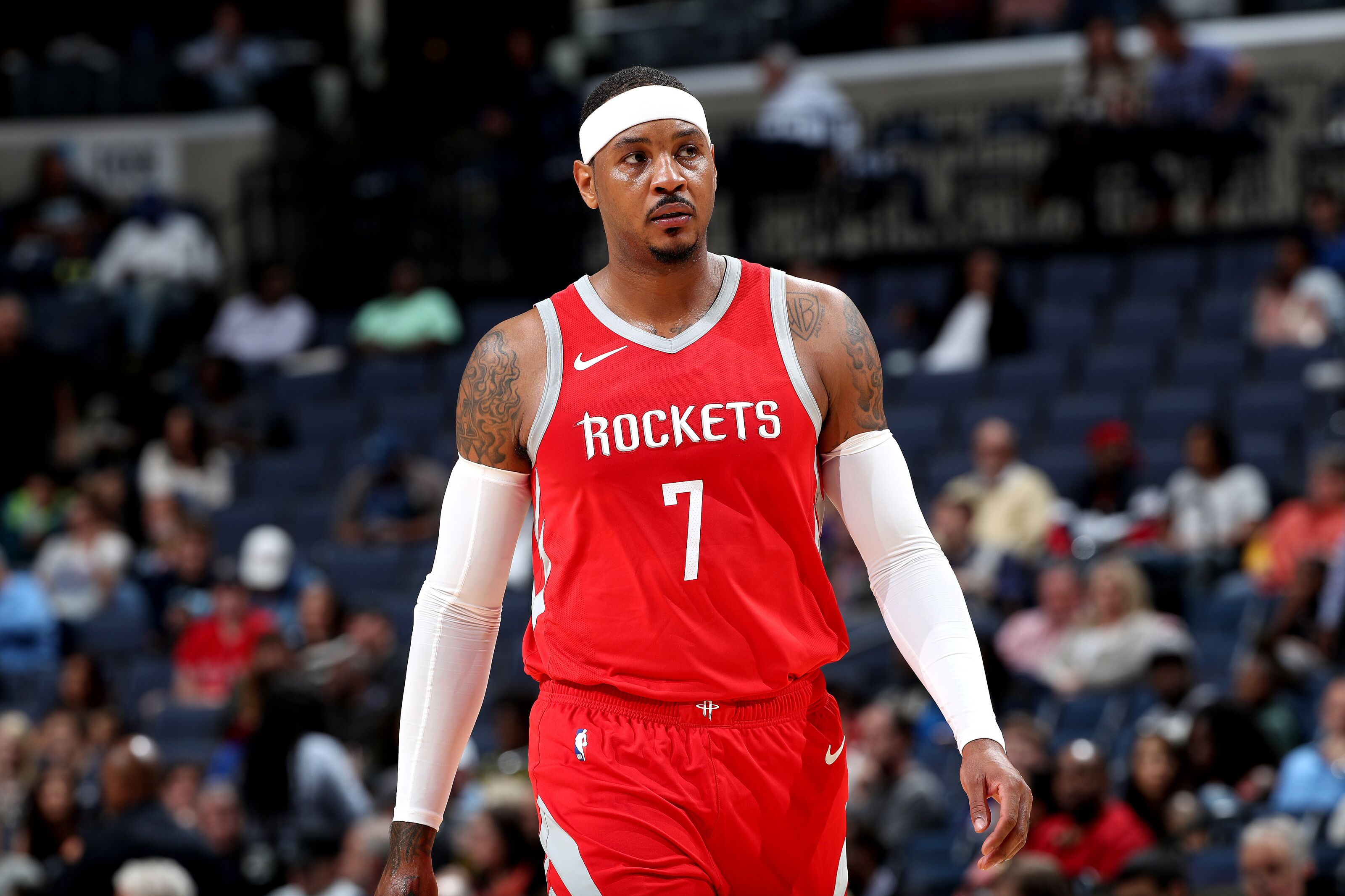 1d5ec9440b7 Atlanta Hawks  Should Melo Sign with Hawks After Leaving Houston
