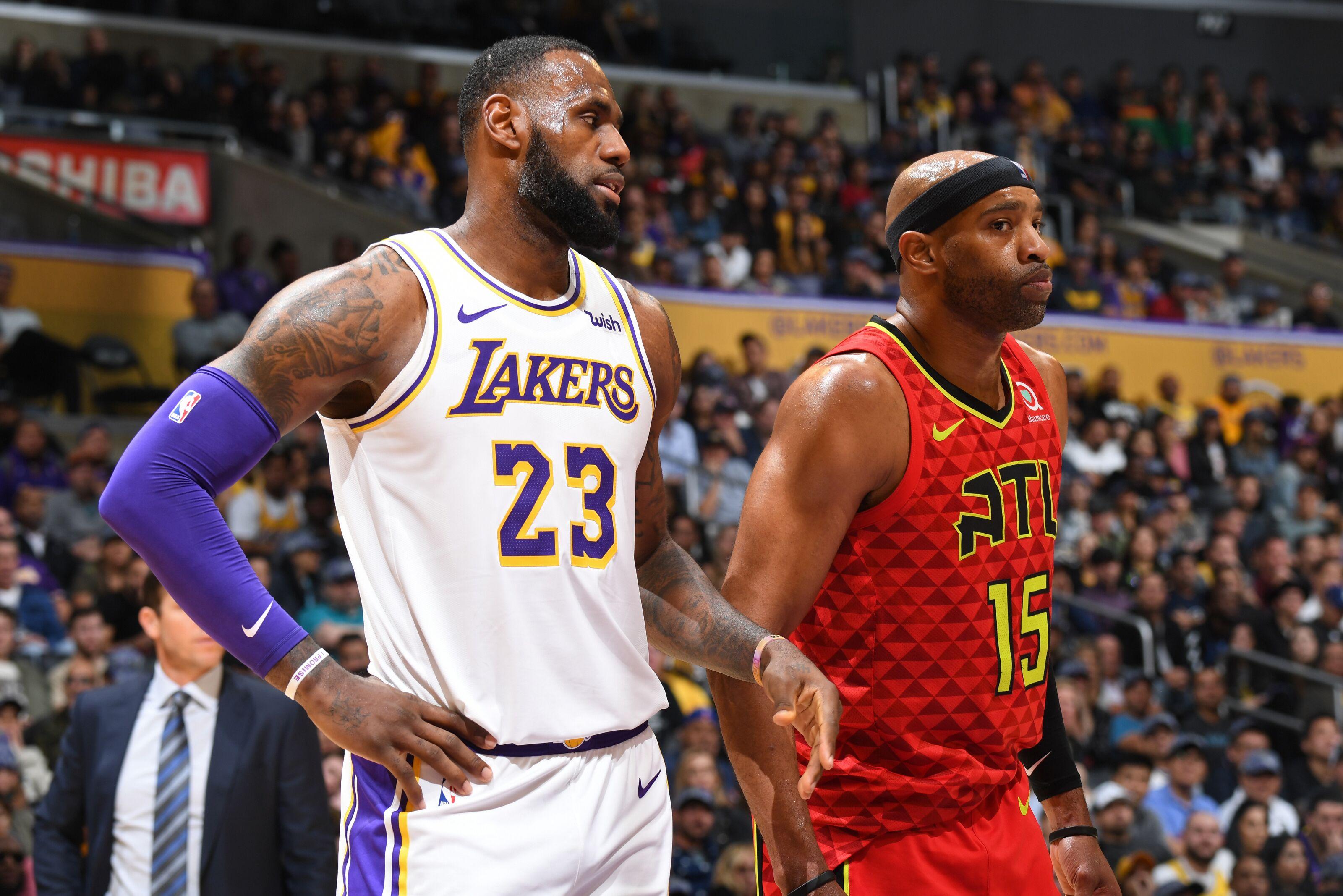 ec2b43c5a Atlanta Hawks  The Lakers Would Never Trade LeBron James