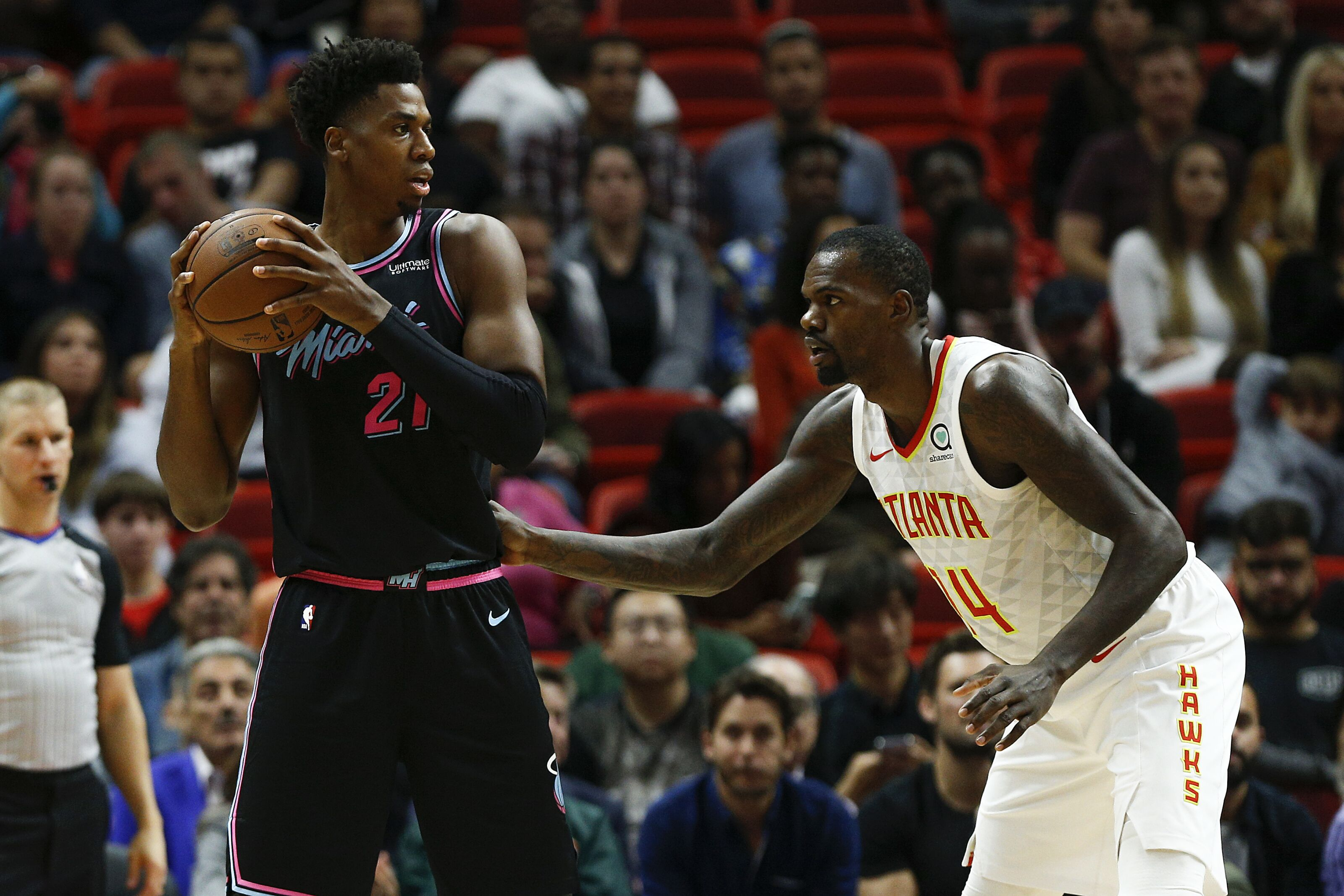 the best attitude 55315 33098 Atlanta Hawks Game Preview: Third Matchup vs. Miami Heat