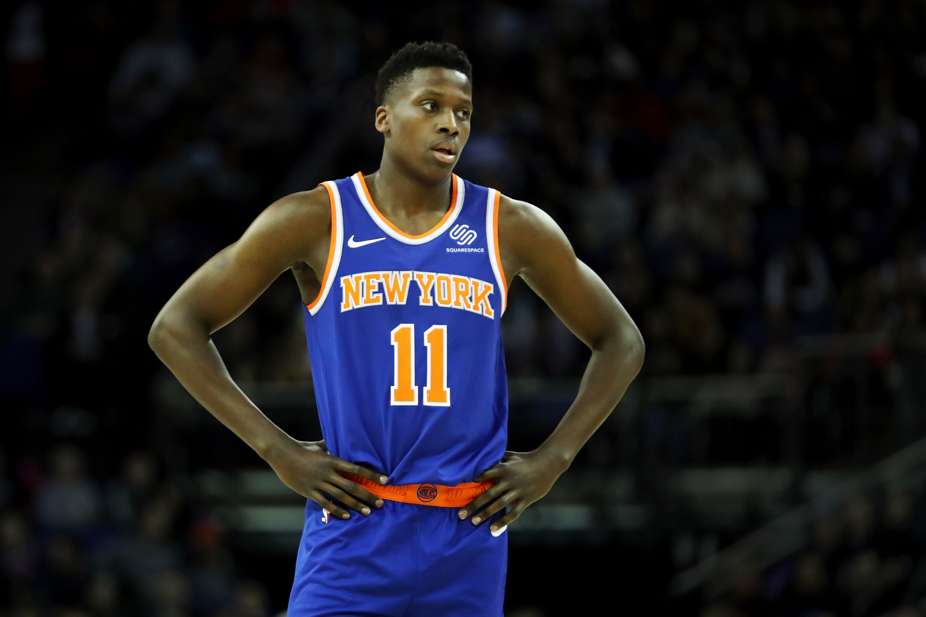 9d2c9c1fdf8 Atlanta Hawks  Should Frank Ntilikina Be Trade Target This Offseason