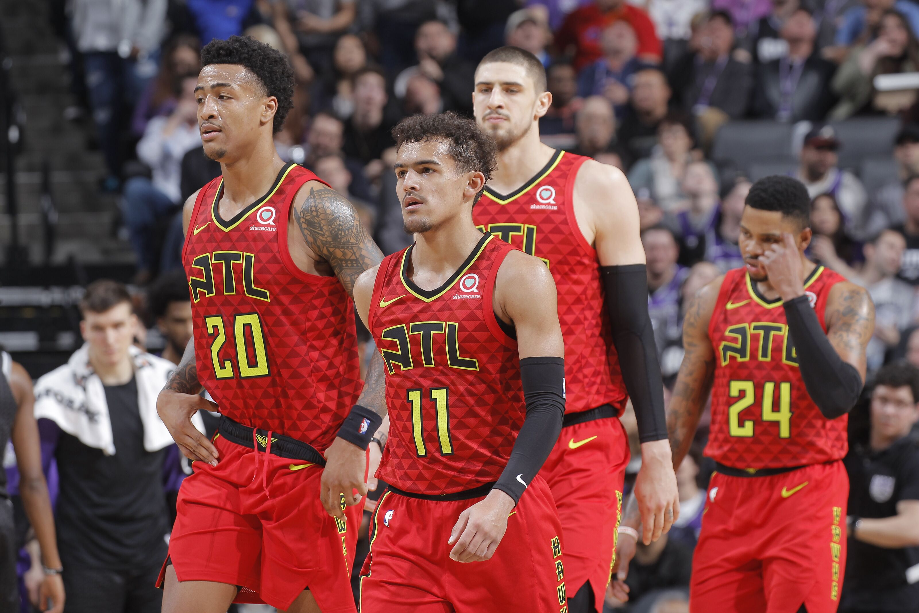 Atlanta Hawks: Best Games of 2018-19 for 7 Different Players
