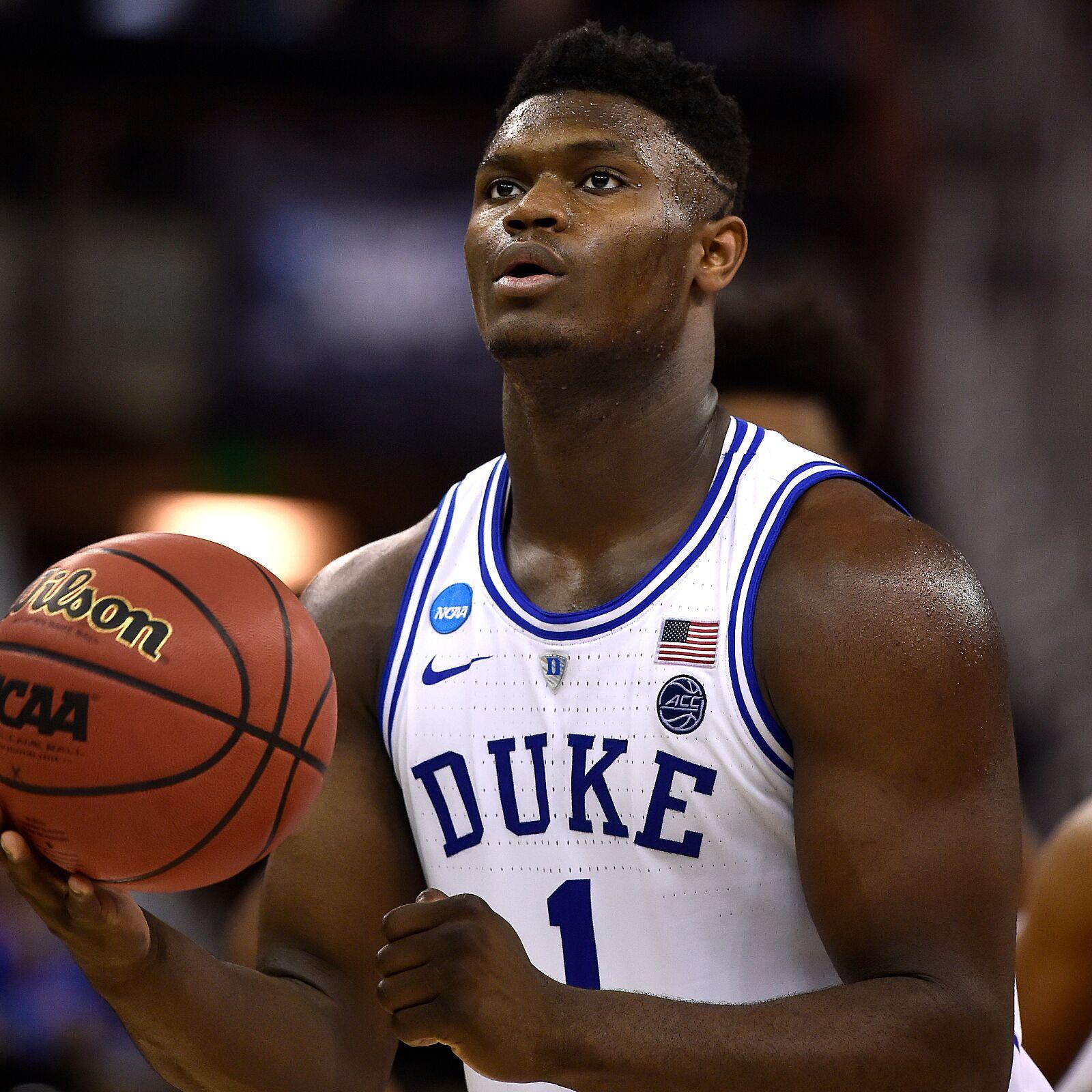 2019 NBA Draft: 5 Reasons Atlanta Hawks Should Draft Zion
