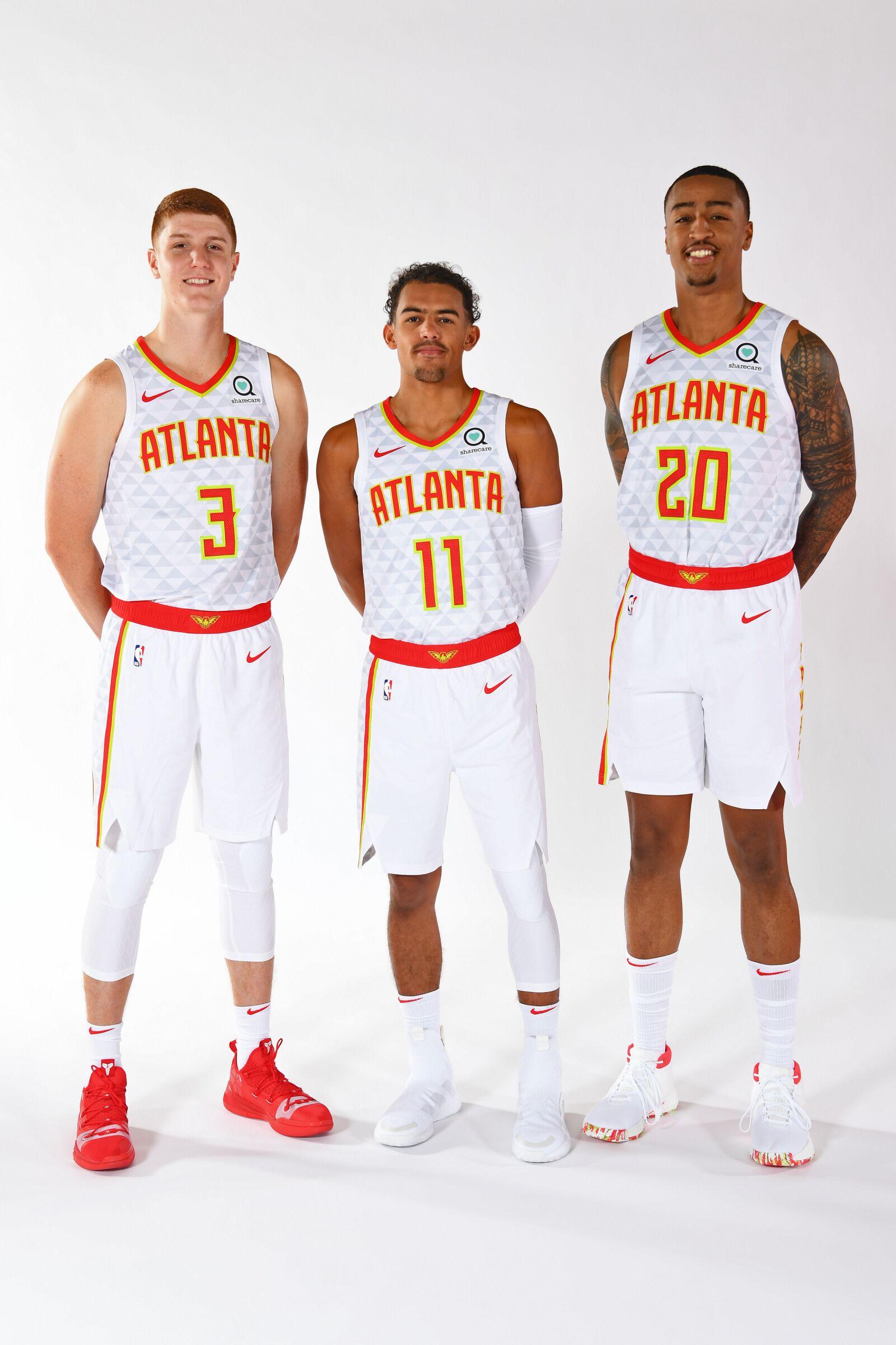 Atlanta Hawks Pick Up Options of John Collins, Trae Young and Kevin Huerter