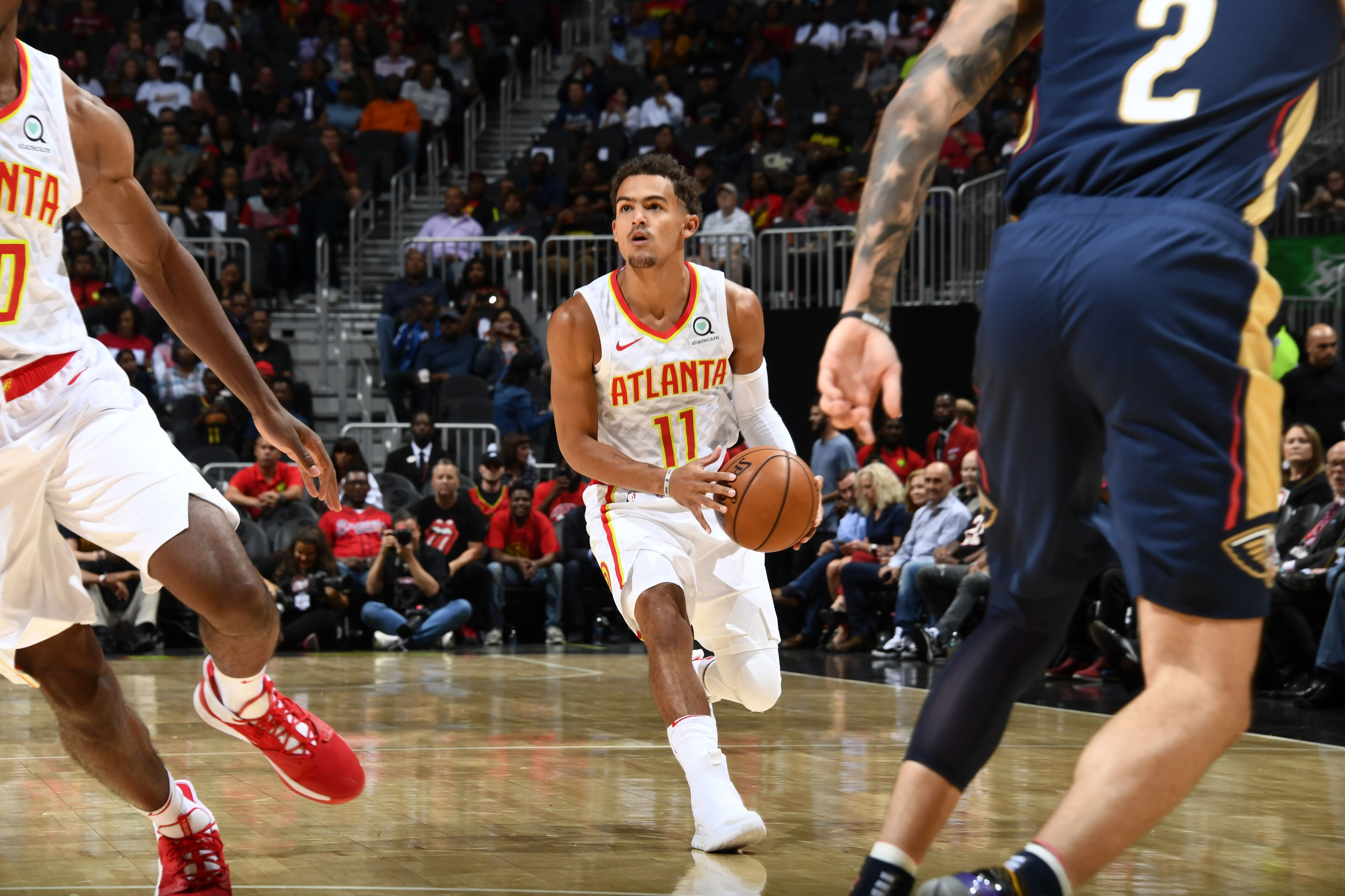 Atlanta Hawks: Trae Young Ranked 12th in Point Guard Rankings