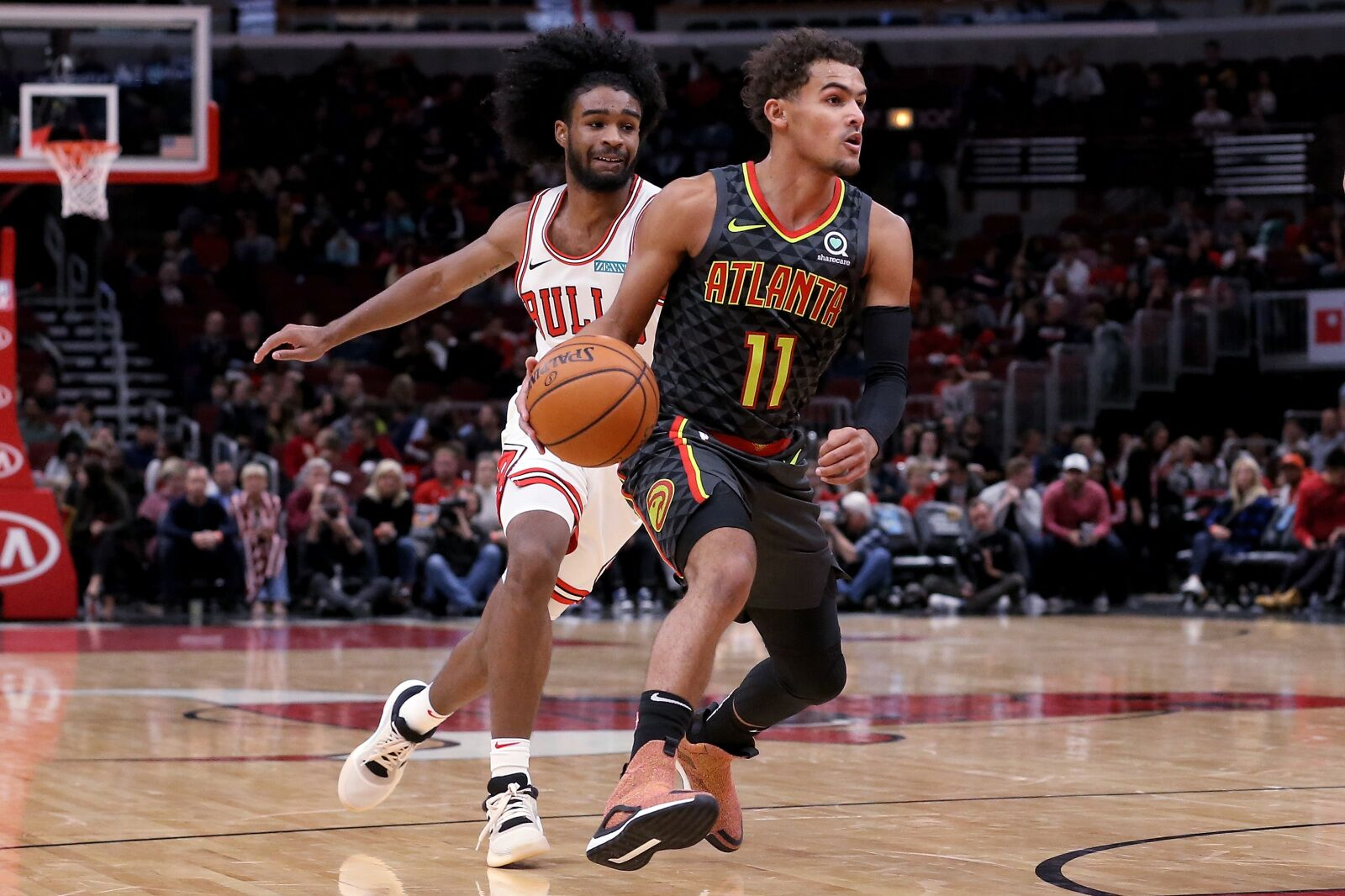 Atlanta Hawks: Trae Young's Pick-and-Roll Volume Already Sky-High