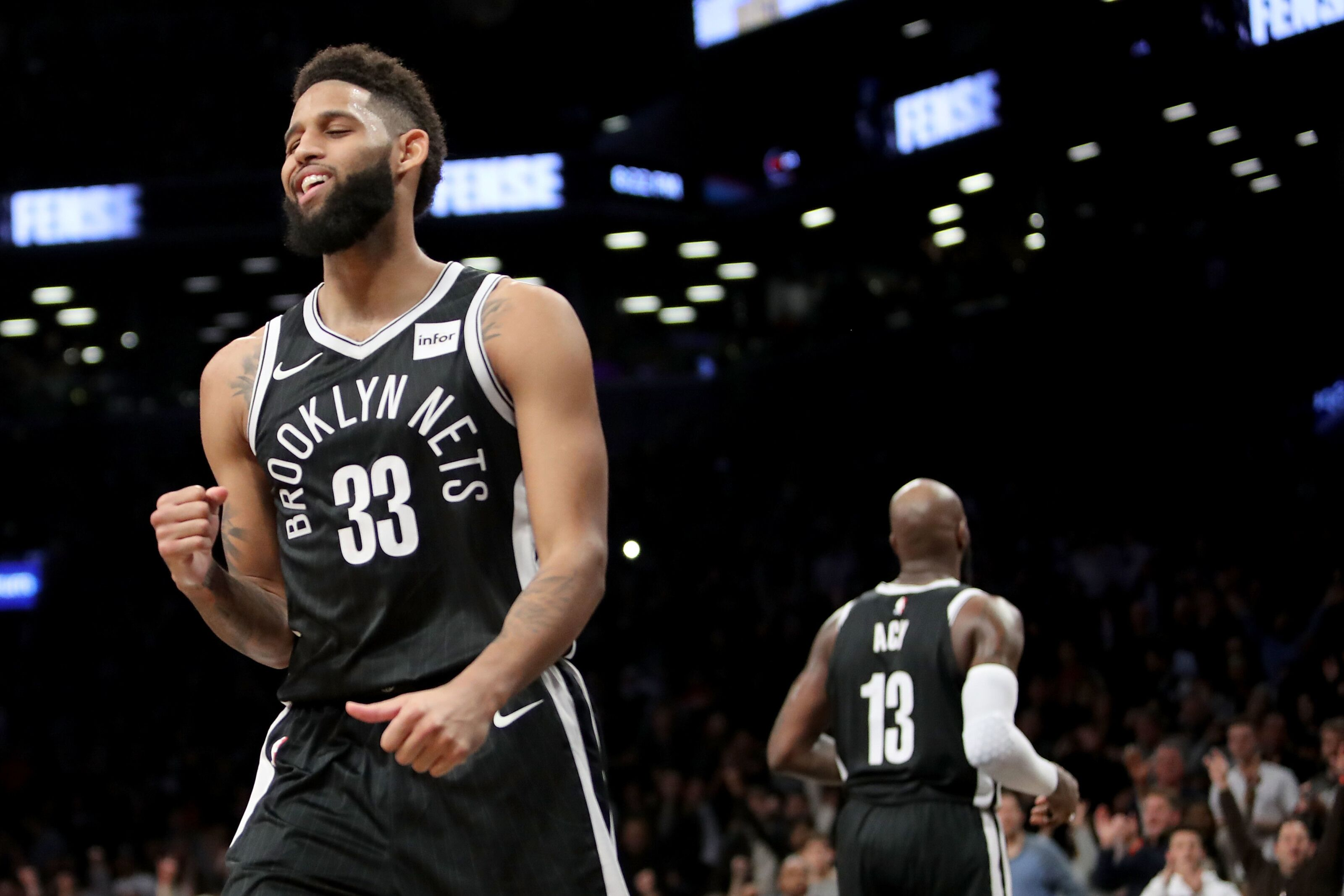 Atlanta Hawks Will Need Allen Crabbe's Shooting Next Season