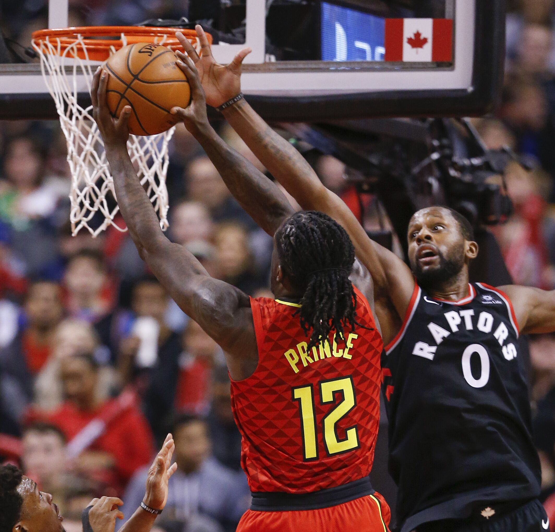 Prince's 30-Point Masterpiece Not Enough As Hawks Fall To