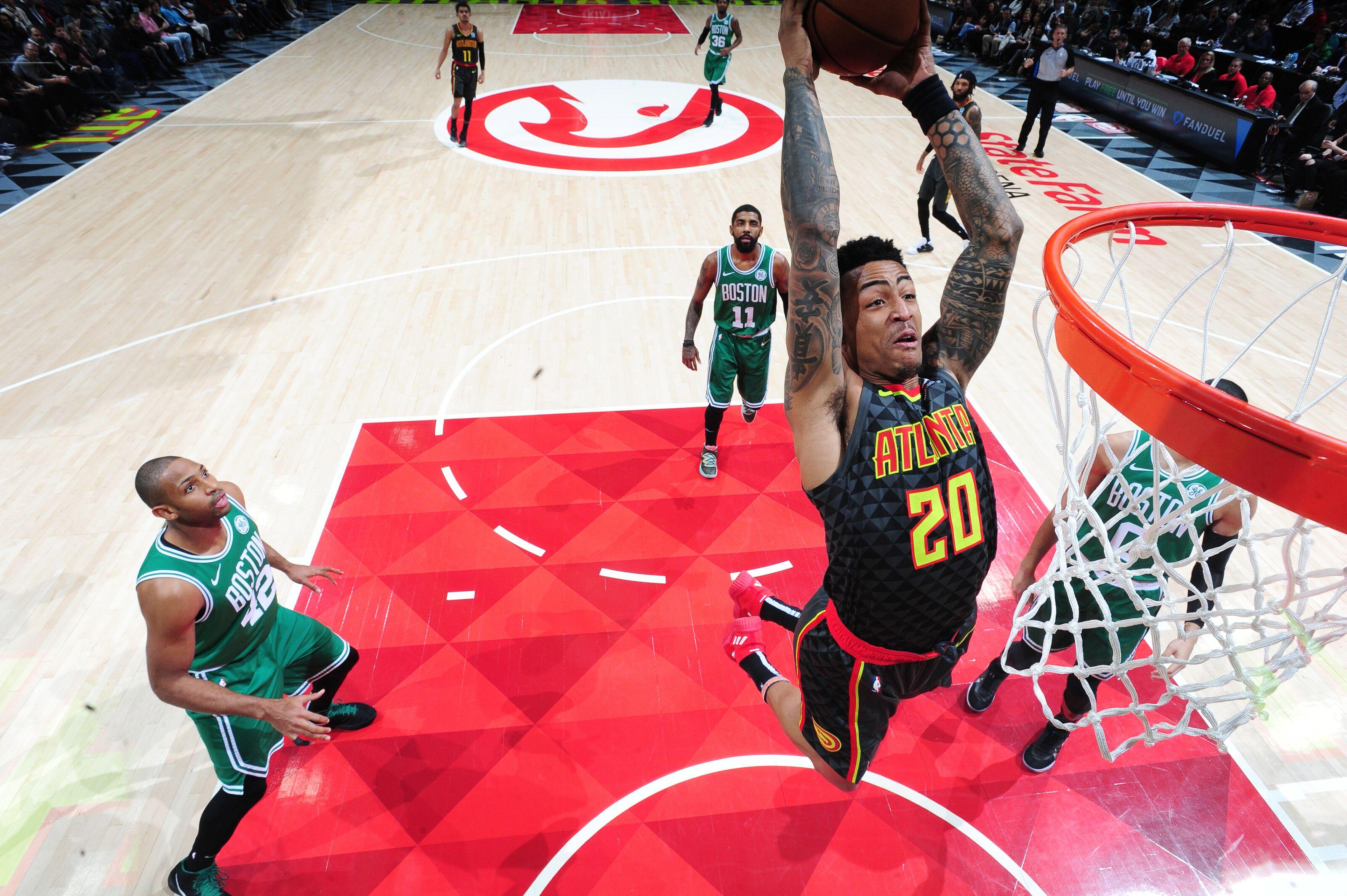 Atlanta Hawks: John Collins Usage Rate Rose Drastically Last Season