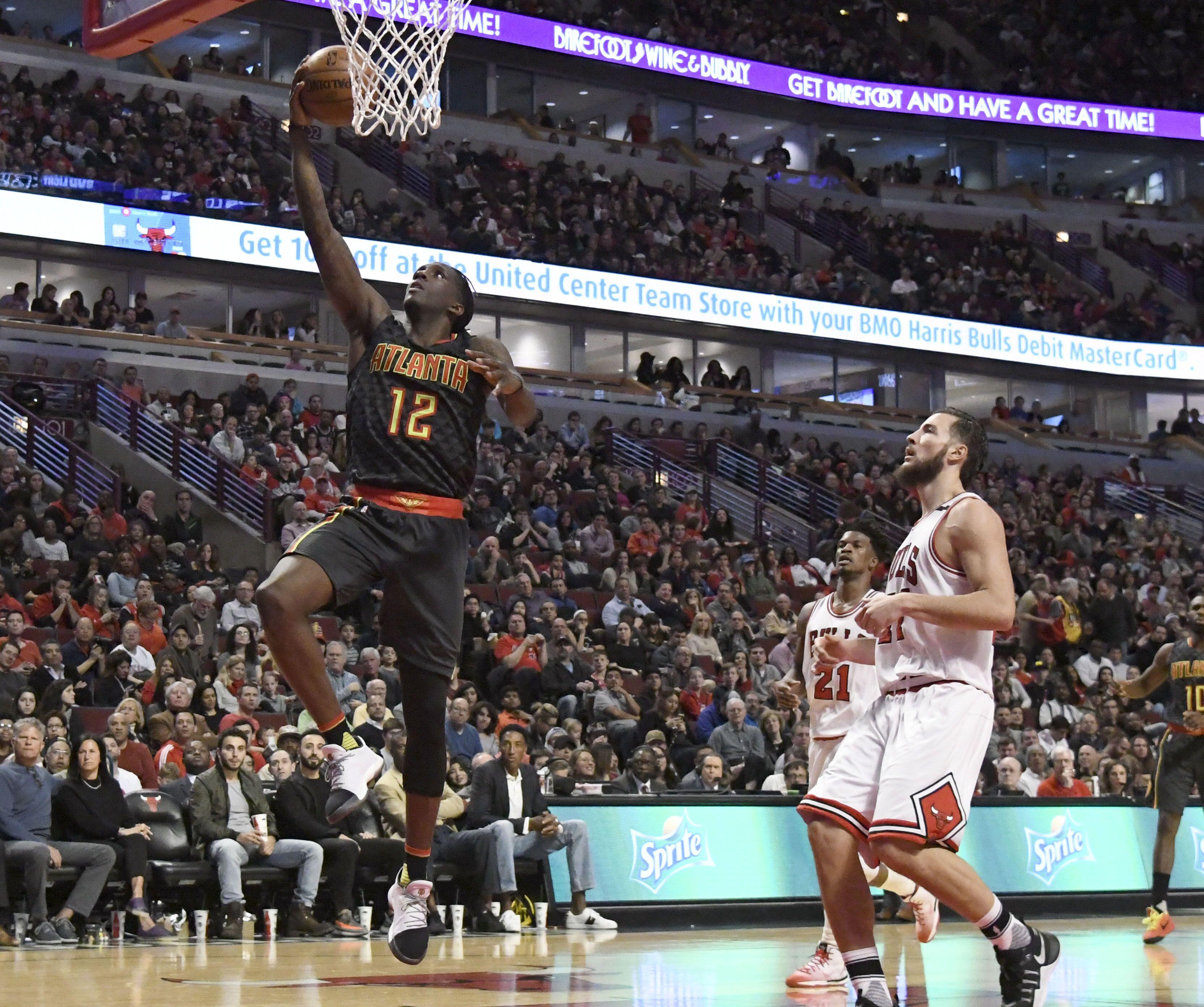 Atlanta Hawks: Comparing Taurean Prince's Rookie Season To