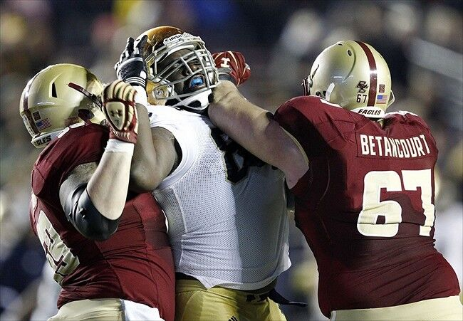 Evaluating the New Boston College Football Depth Chart ...