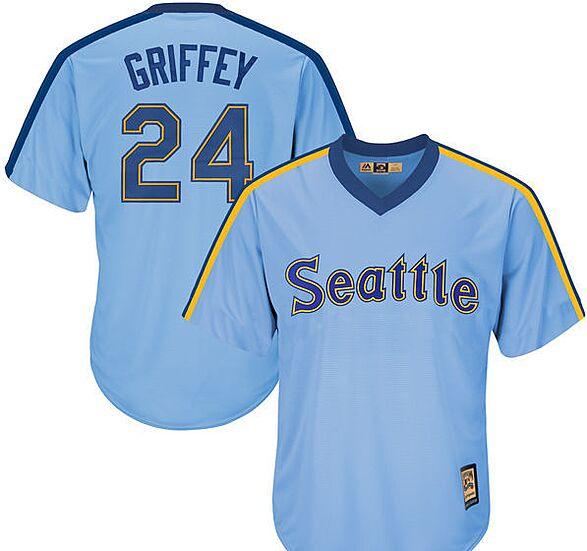 the best attitude 272ef f8694 Seattle Mariners Gift Guide: 10 must-have Ken Griffey Jr. items