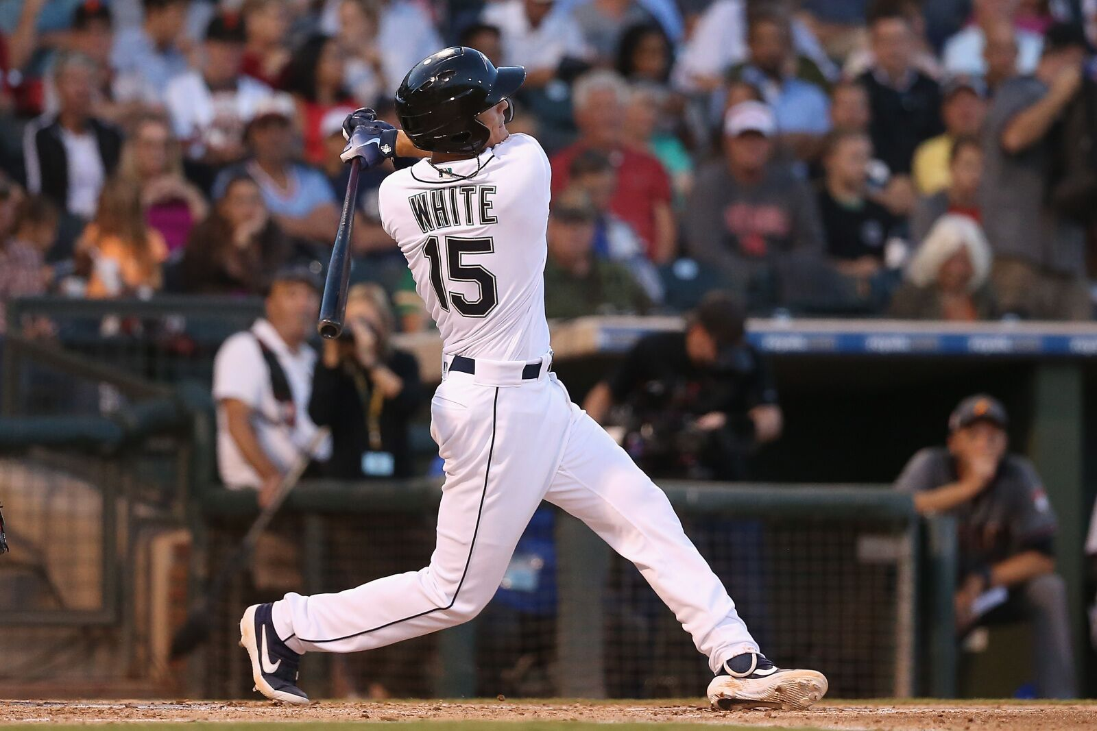 Seattle Mariners: Evan White ranked second-best 1B prospect by MLB Pipeline