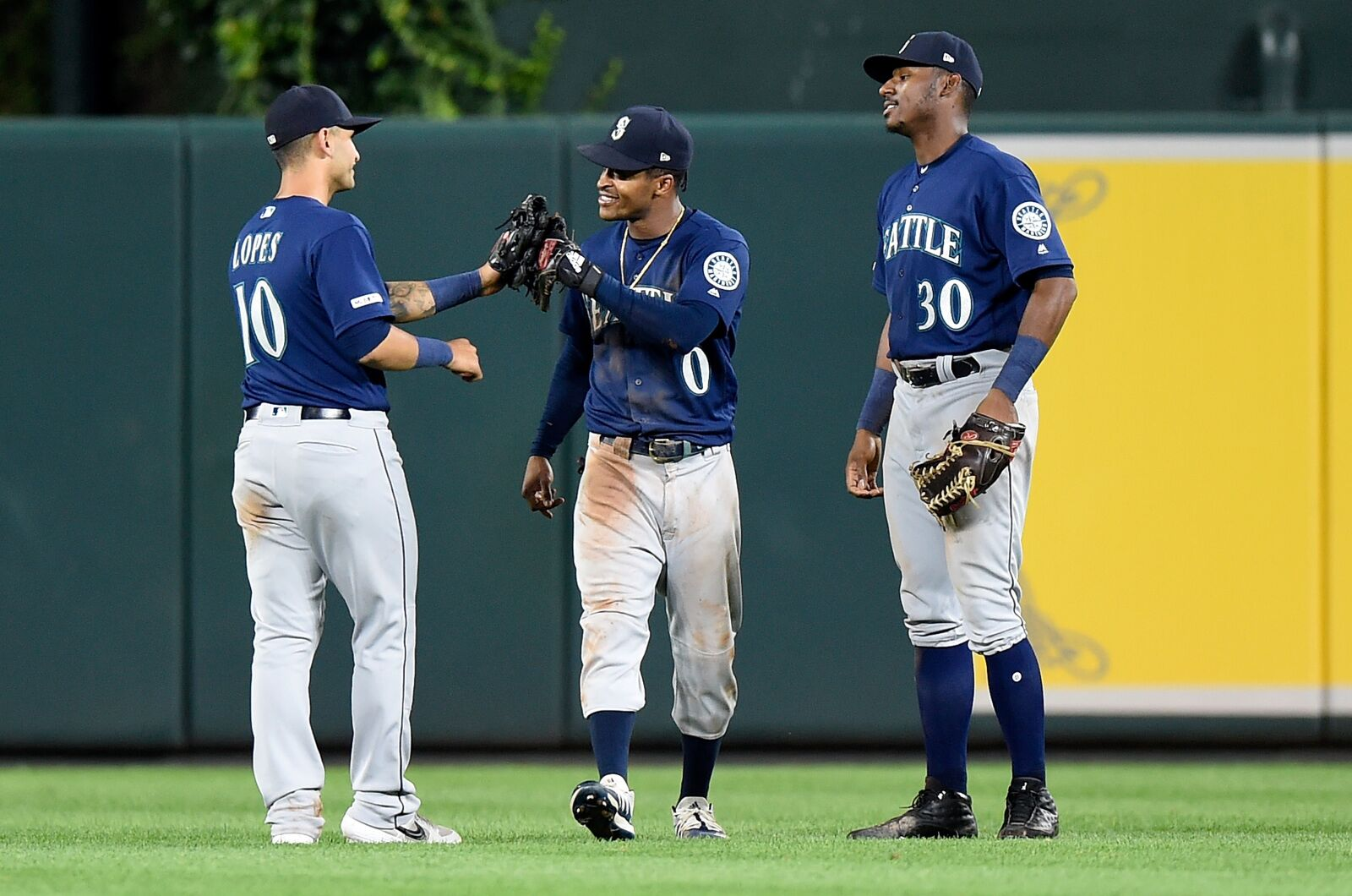 The Mariners have a logjam in the outfield