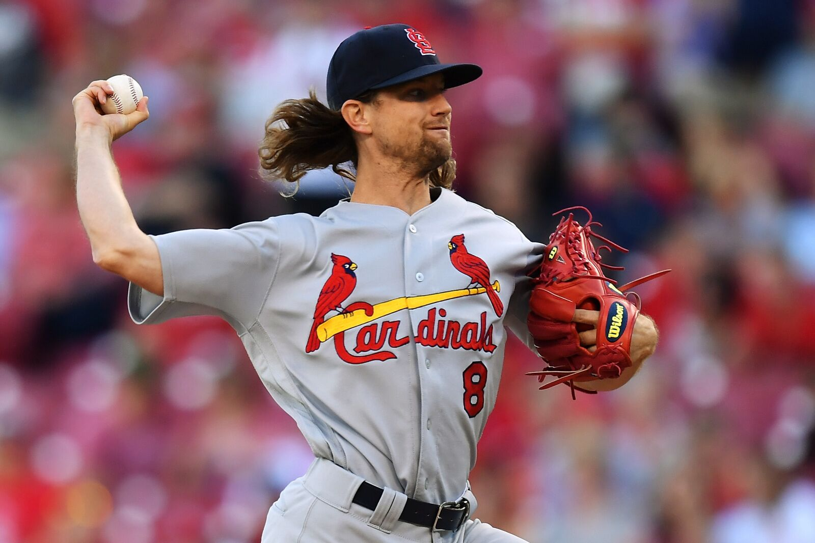 Seattle Mariners Trade-a-Day: Returning Mike Leake with no receipt