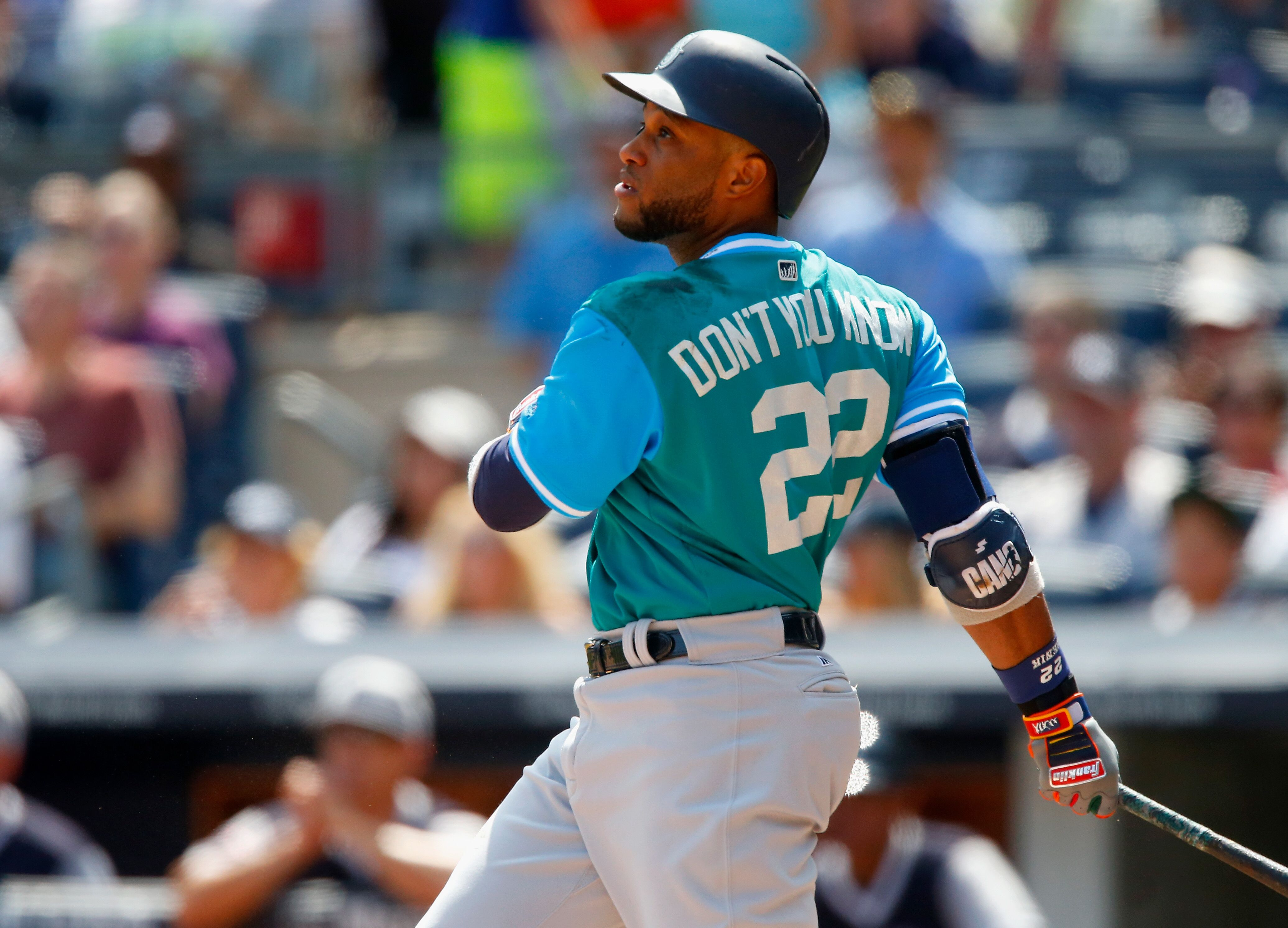 the latest 99855 194cb Projecting the 2018 Seattle Mariners: Robinson Cano