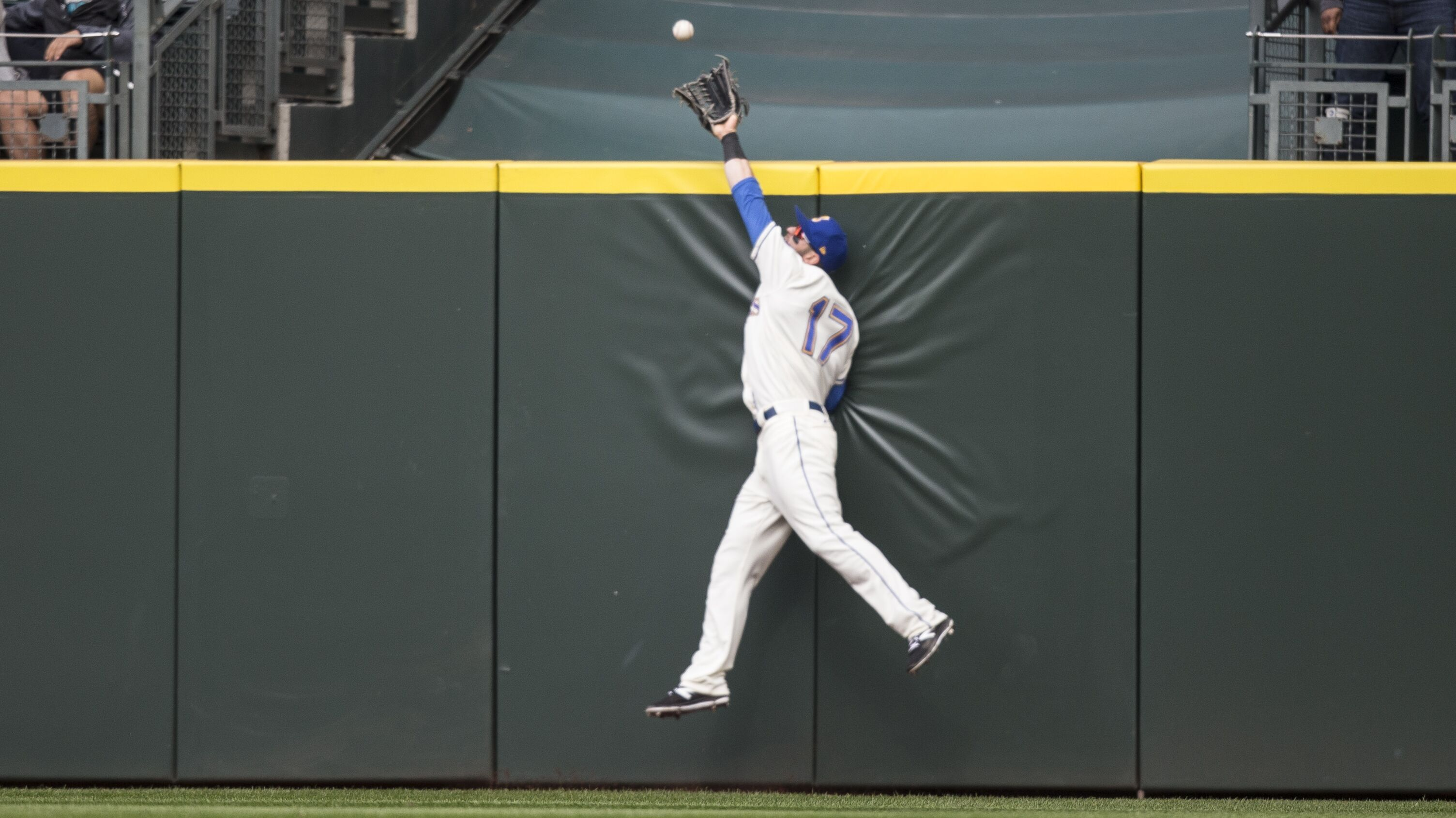 Mariners Center Fielders Might Have a Positioning Problem