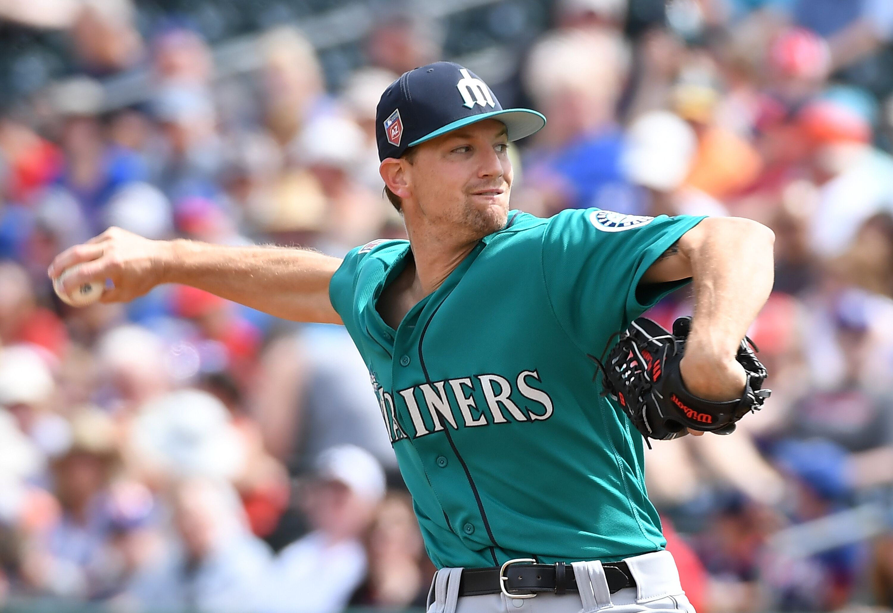 Seattle Mariners Not Getting Gray, But Help in SP Trade Market