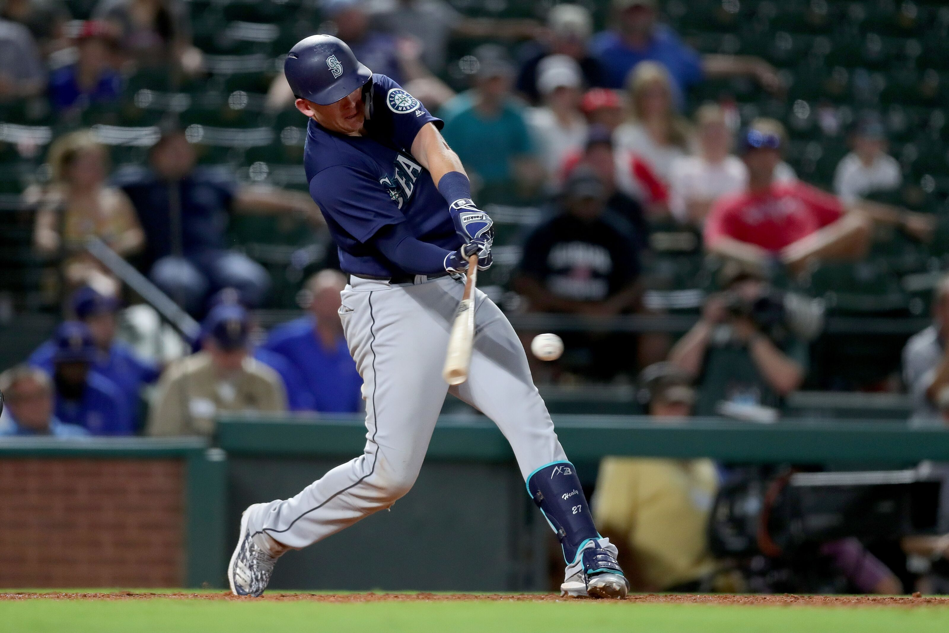 Seattle Mariners Trade a Day: Ryon Healy to Kansas City