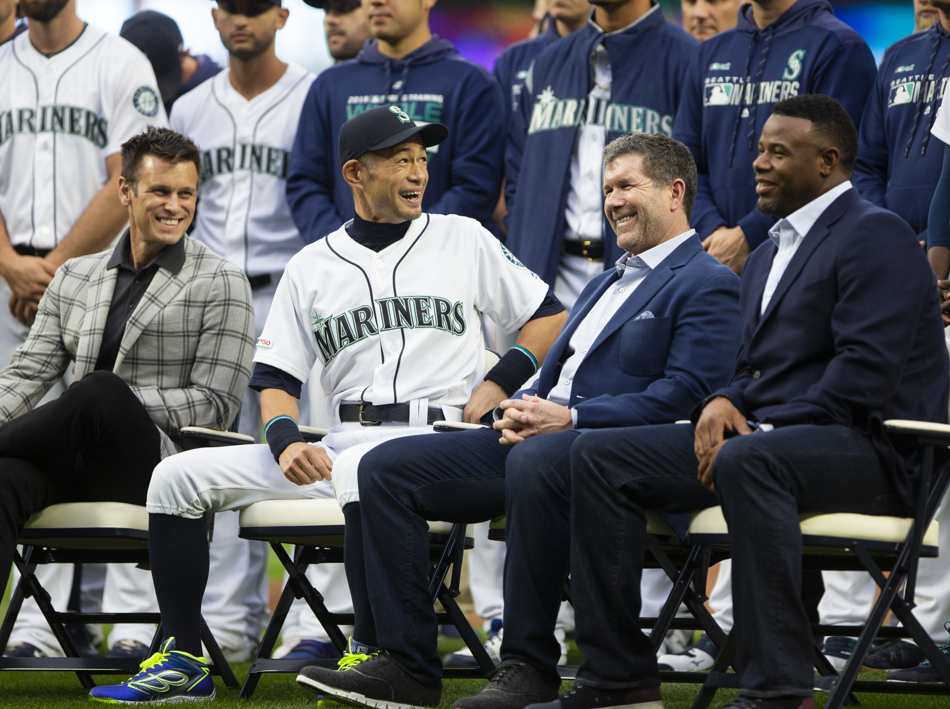 The Seattle Mariners, last team without a pennant