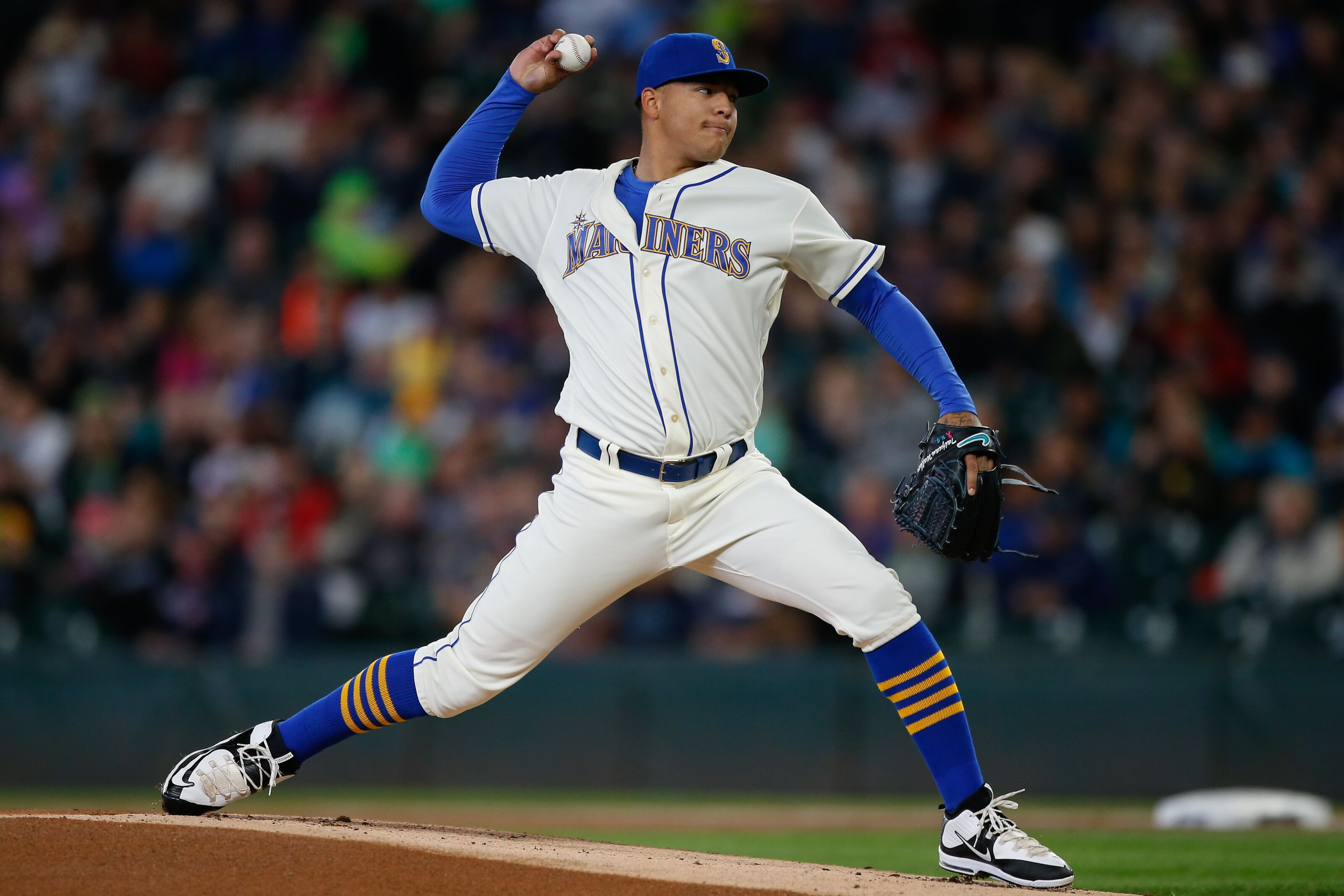 Don't assume Taijuan Walker is a short-term solution for Mariners