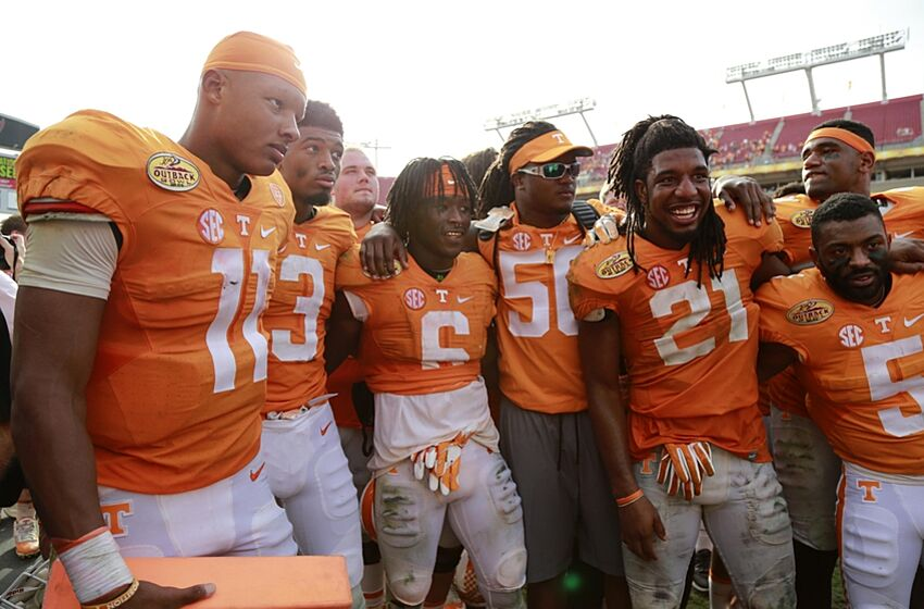 Tennessee Football: Who is the Volunteer's Best?