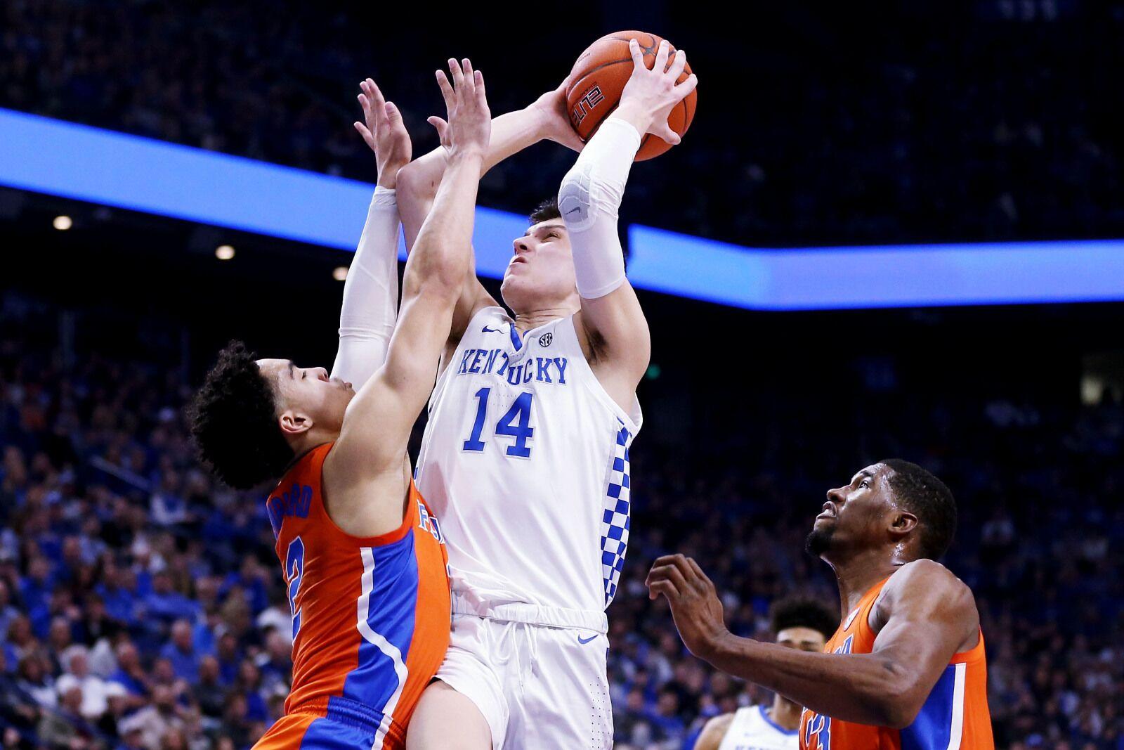 Kentucky Basketball Fox Named Sec Freshman Of The Week: Flipboard: Kentucky Basketball: Tyler Herro Rings In