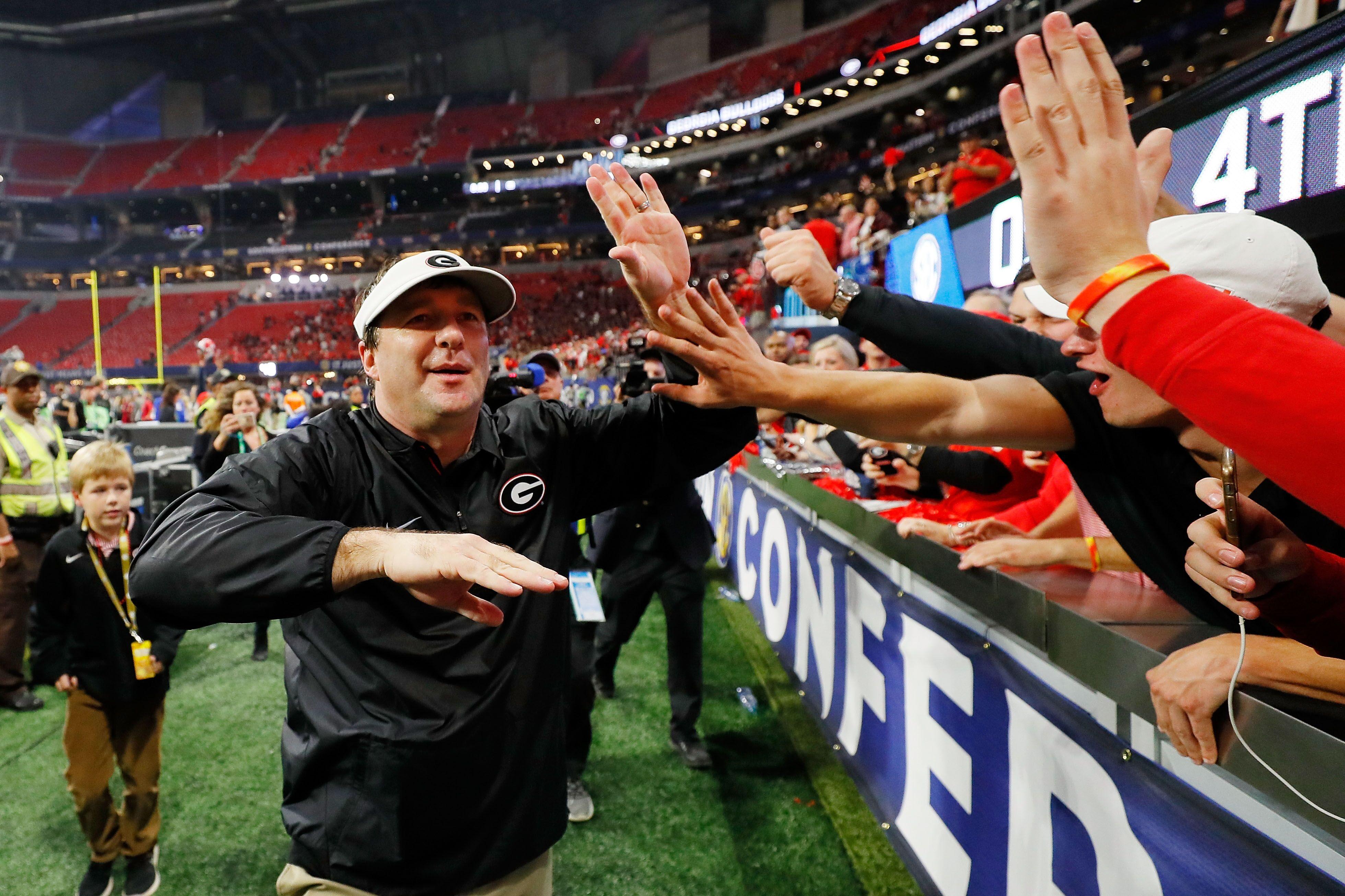 Smart has created a better fan environment for Georgia Bulldogs football 9a74565fa