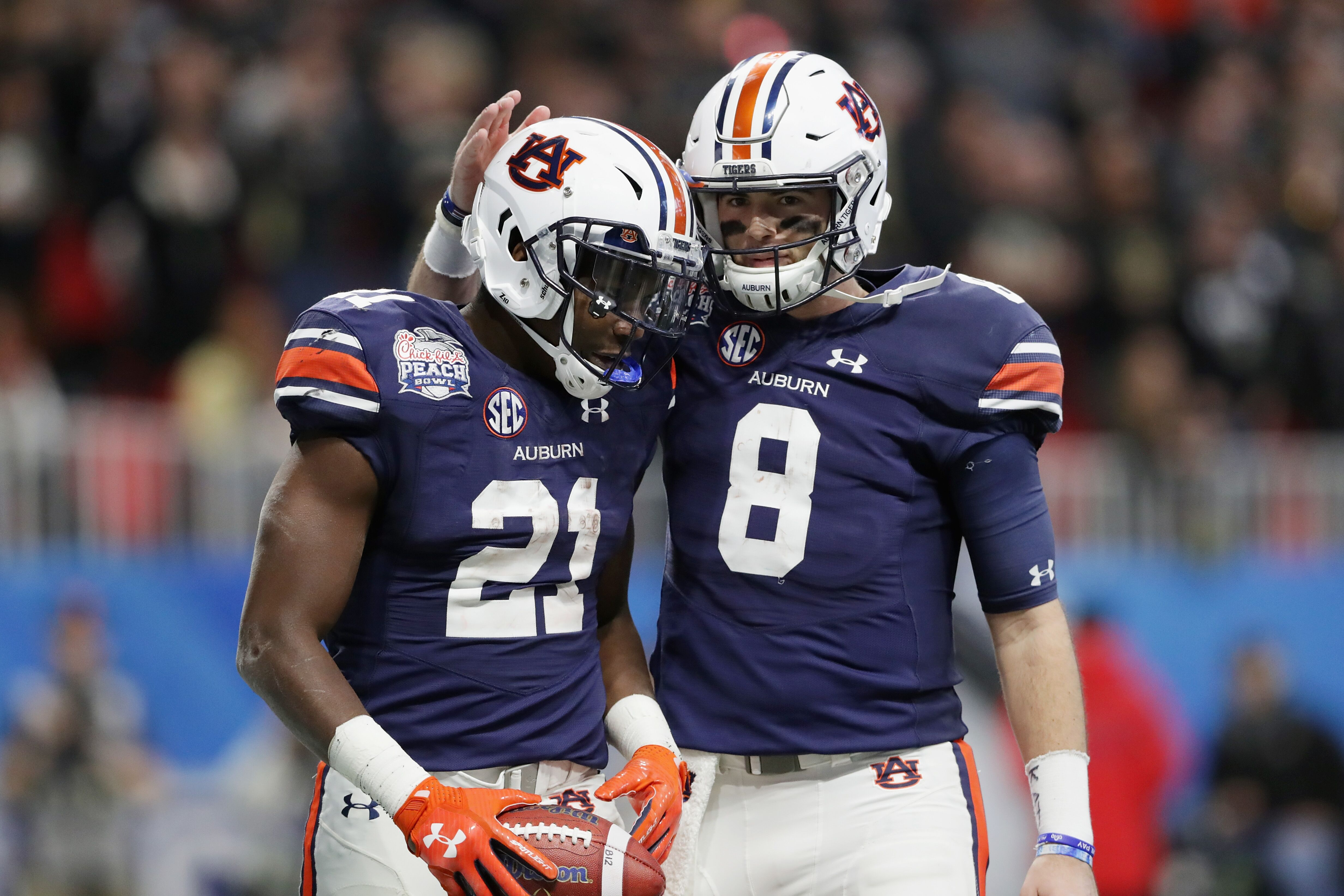 Auburn football: where does the Tiger offense turn in 2018?