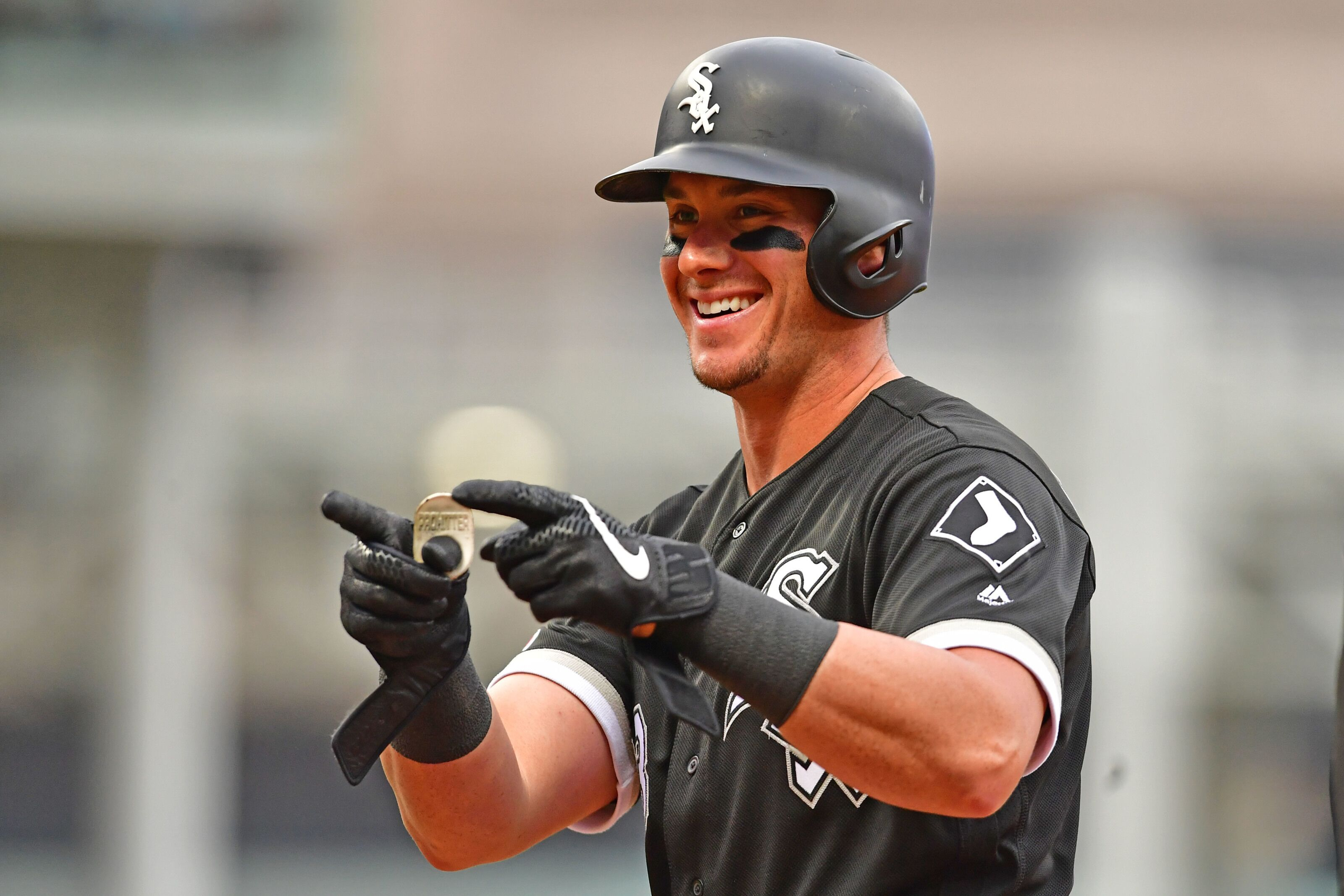 James McCann is the First-Half MVP for the Chicago White Sox