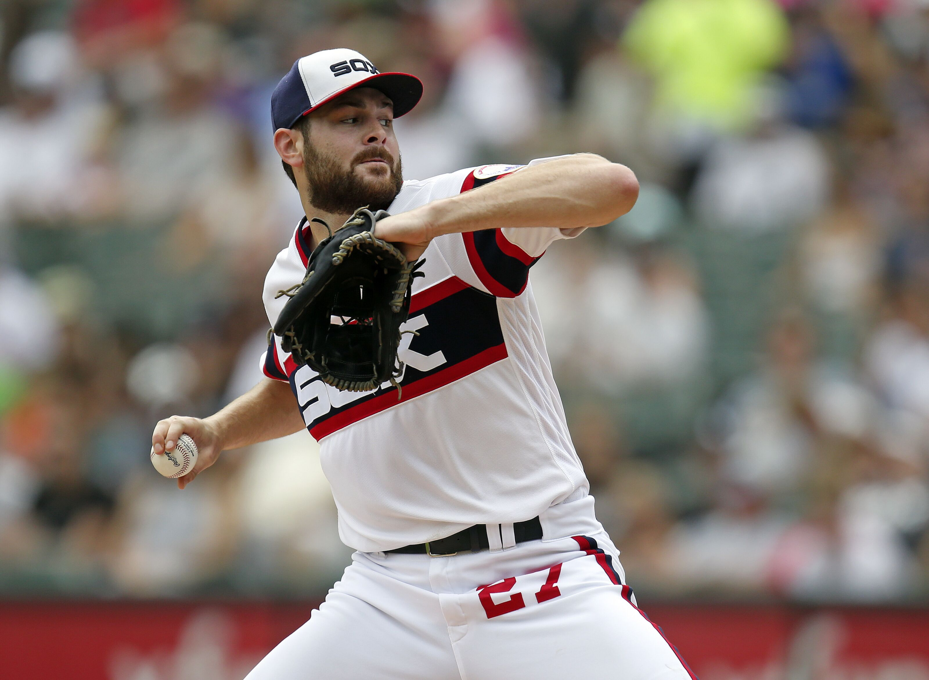Chicago White Sox: Lucas Giolito is nominated for AL comeback player