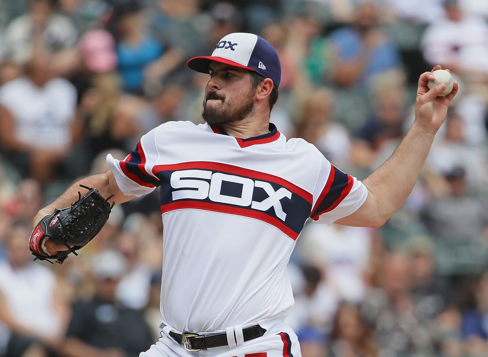 White Sox: Carlos Rodon Begins Important 2019 As Opening Day Starter