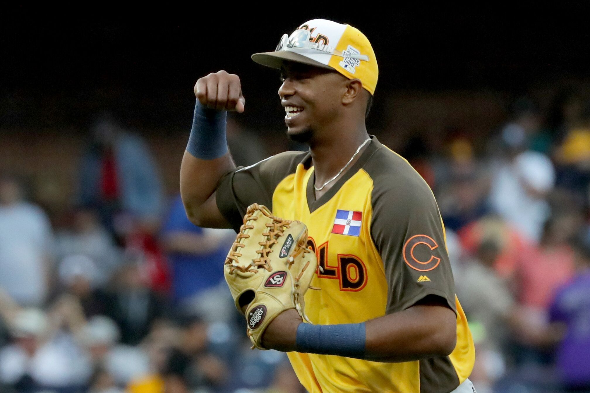 promo code 7b79e 31ea5 White Sox: Eloy Jimenez Could Possibly Spend 2018 Season in ...